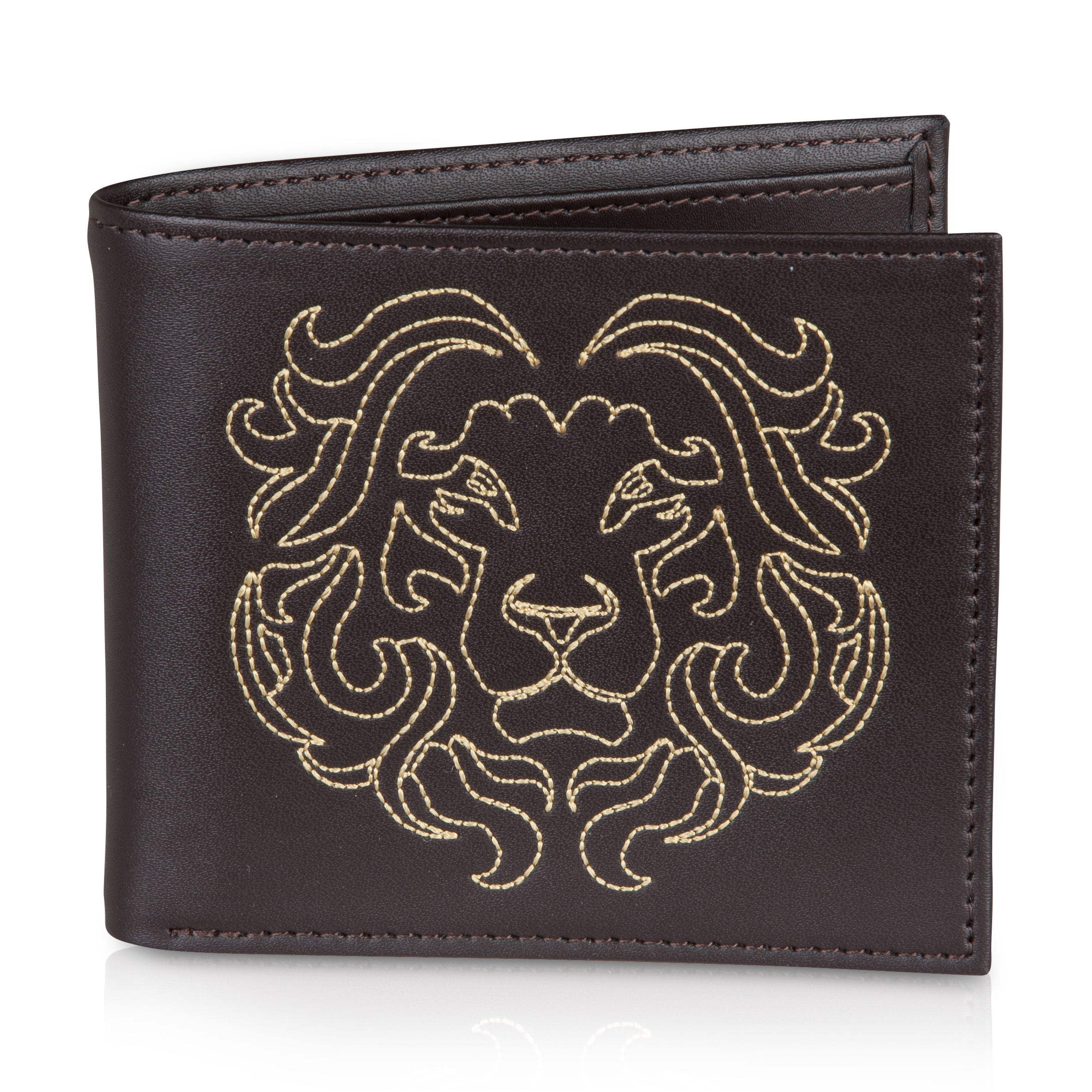 England Rugby Leather Wallet