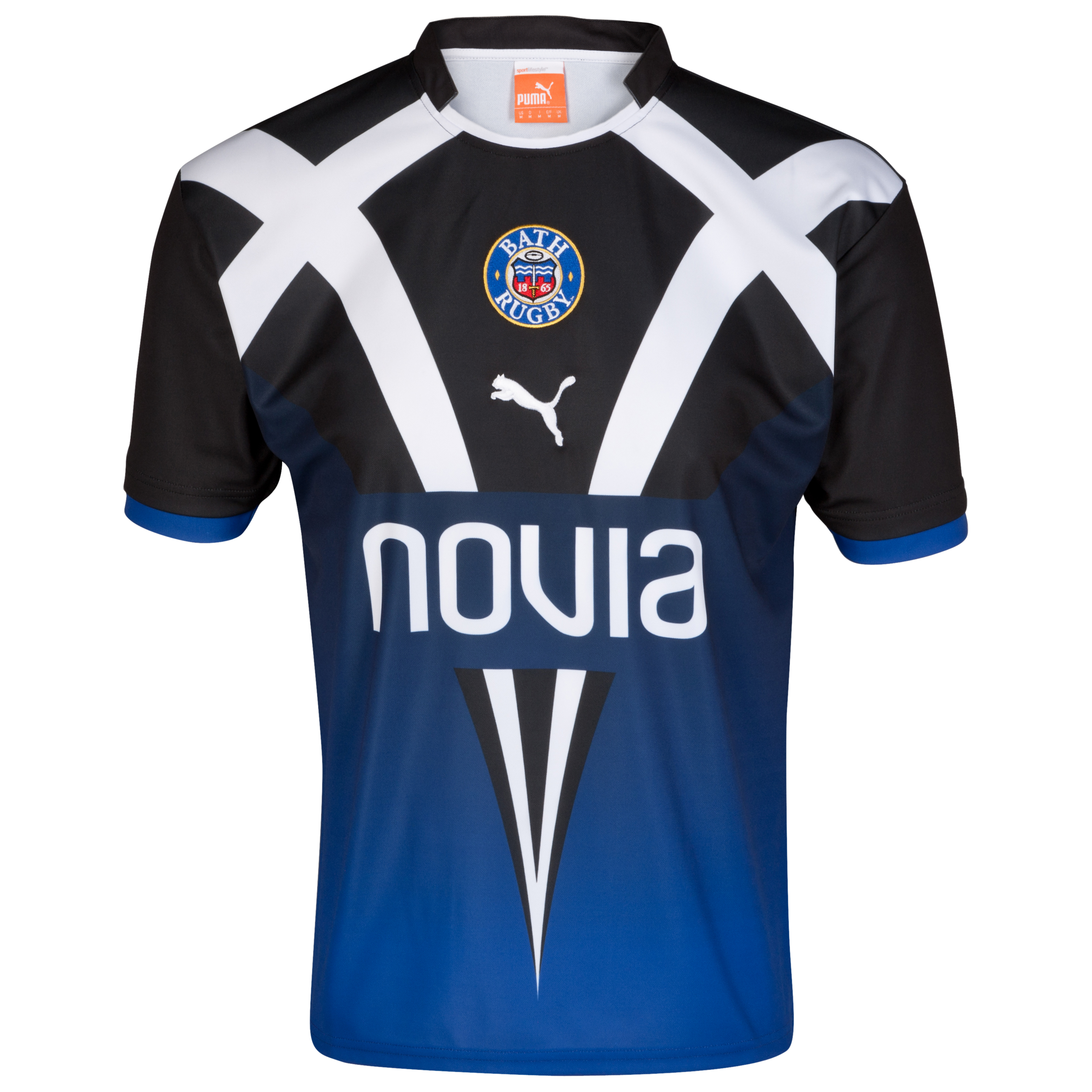 Bath Home Rugby Shirt 2012/13