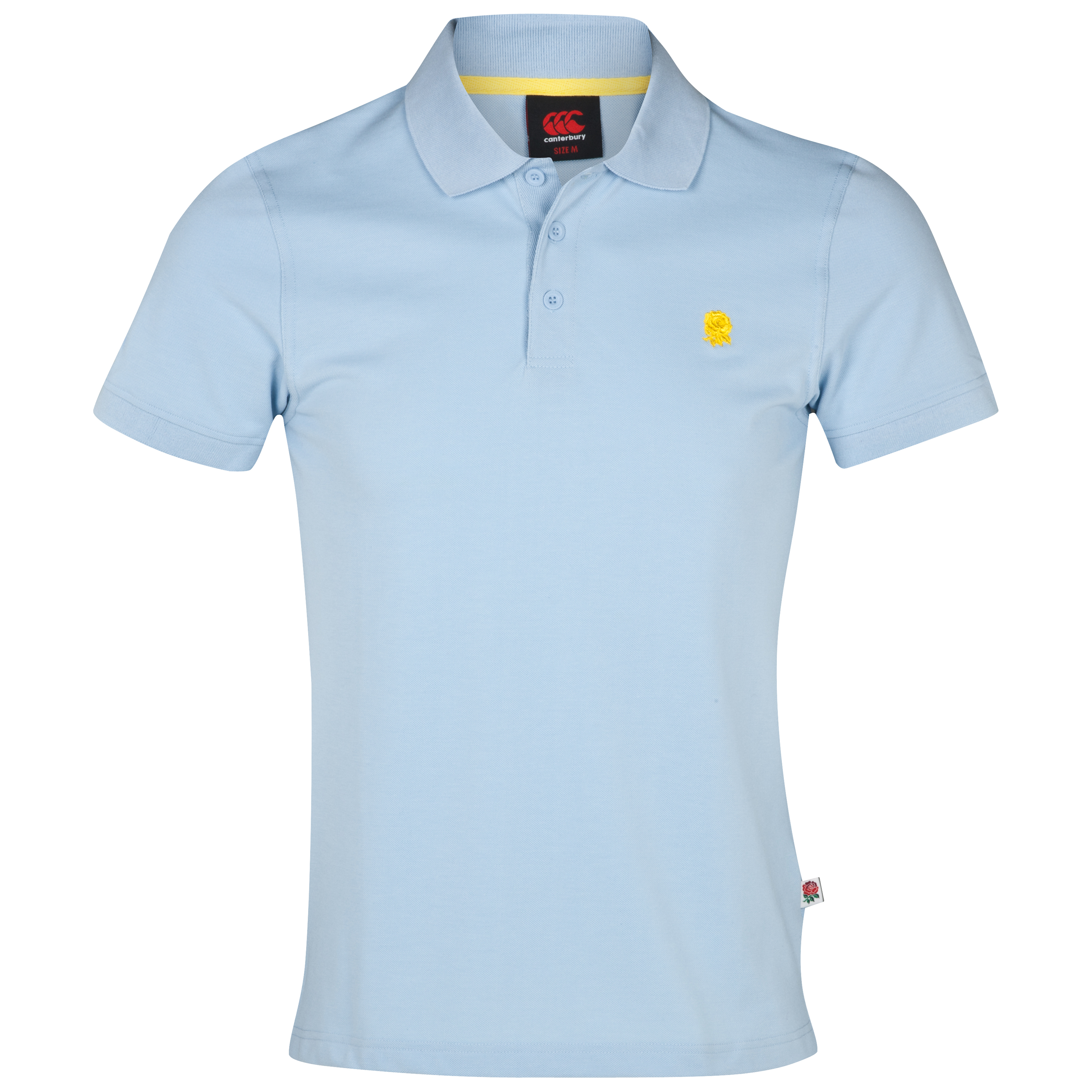 England Lifestyle Polo - Cerulean