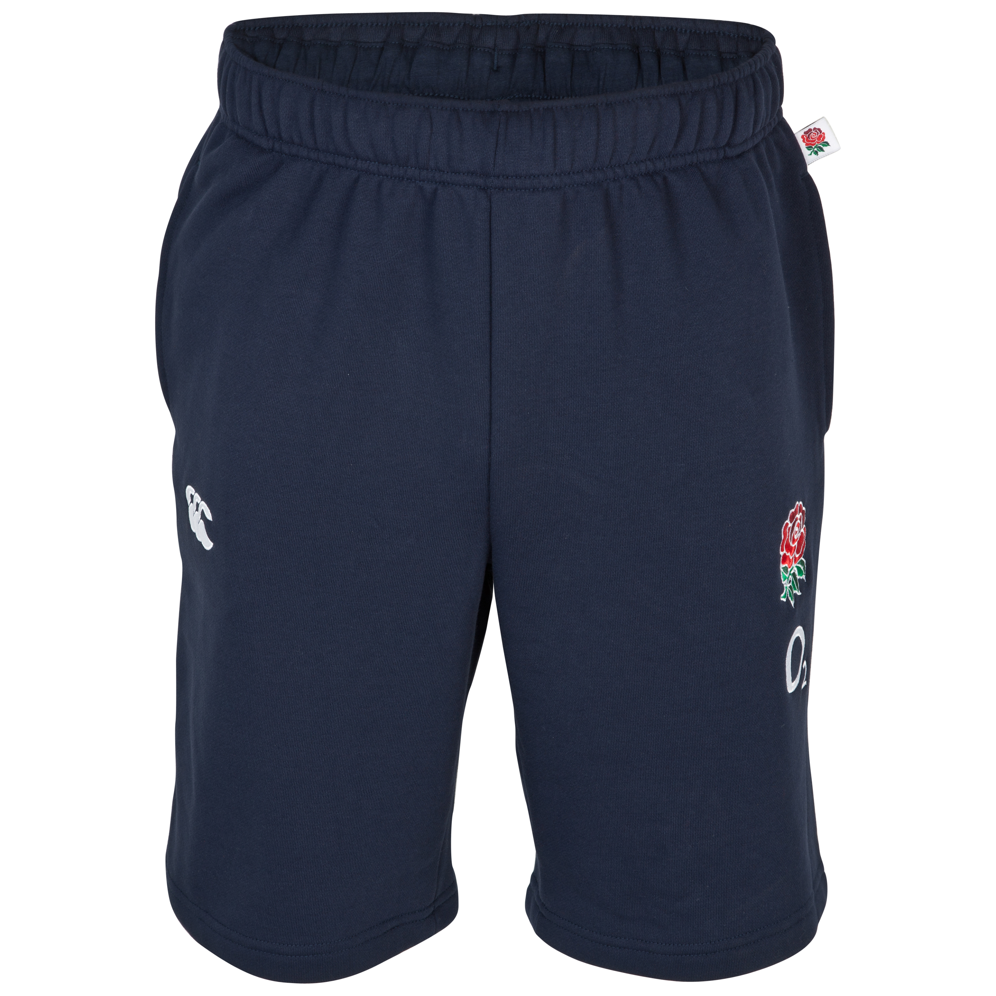 England Combination Fleece Short - Navy