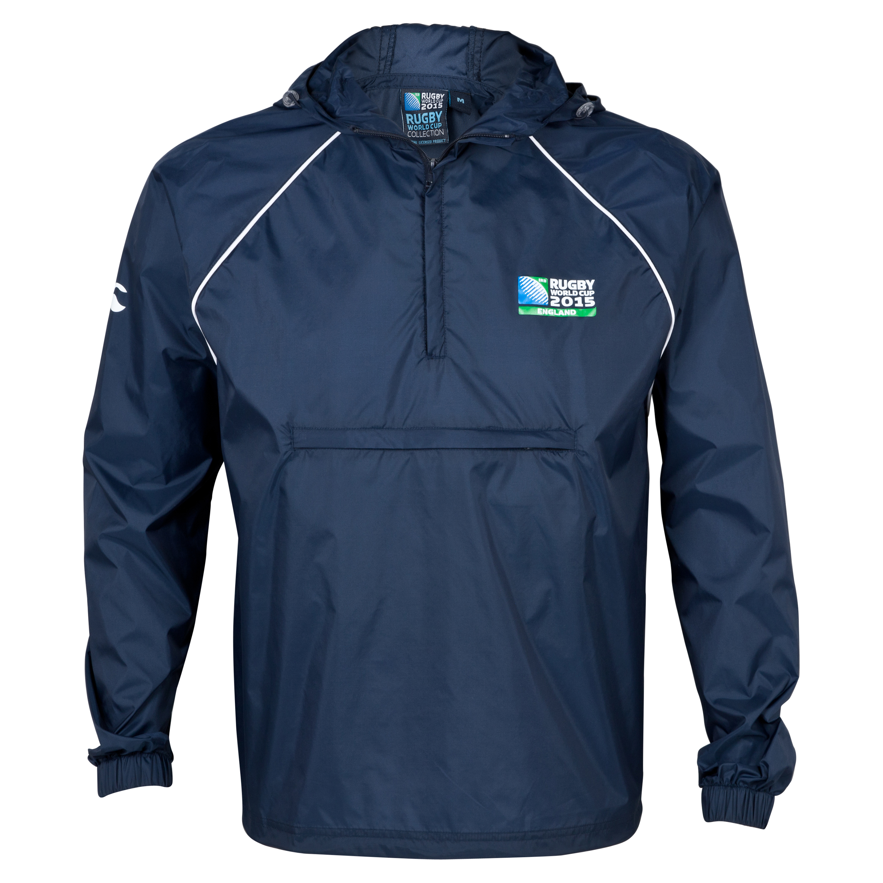 Rugby World Cup 2015 Packable Parka - Navy