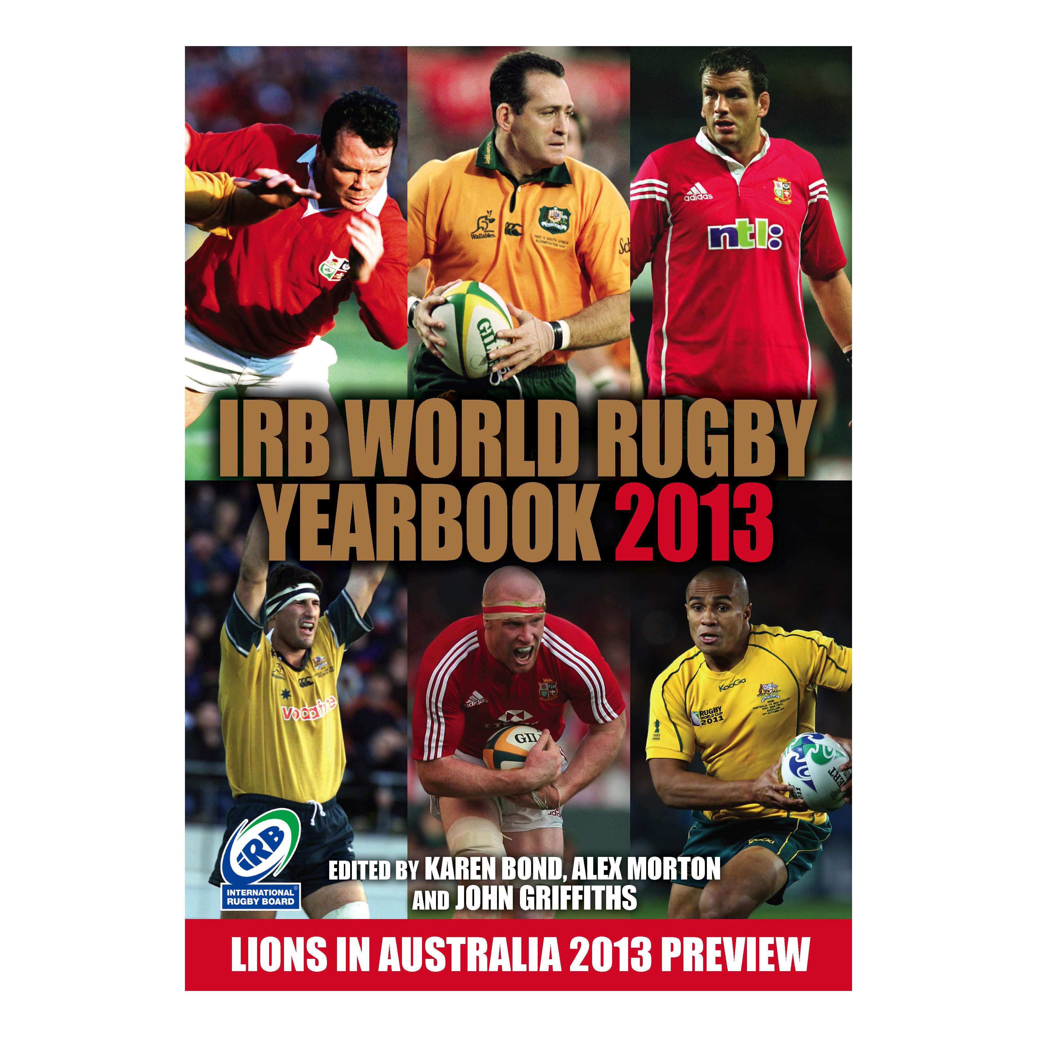 The IRB World Rugby Yearbook 2013