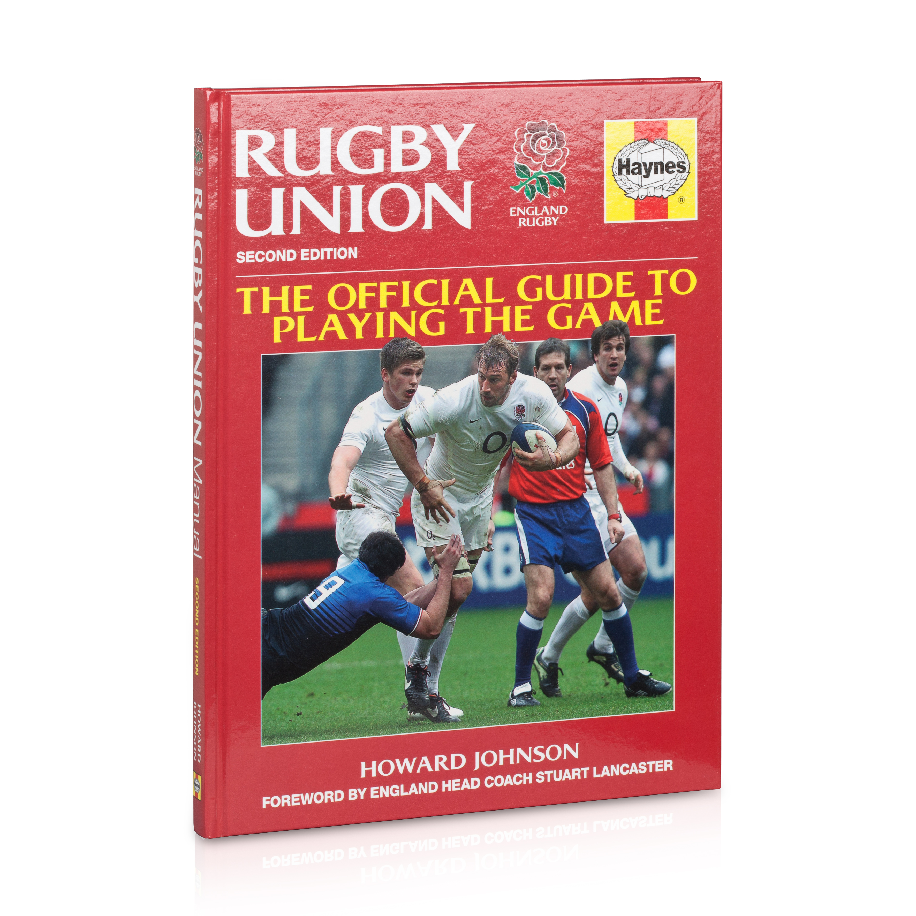 England Haynes Rugby Union Manual - Second Edition