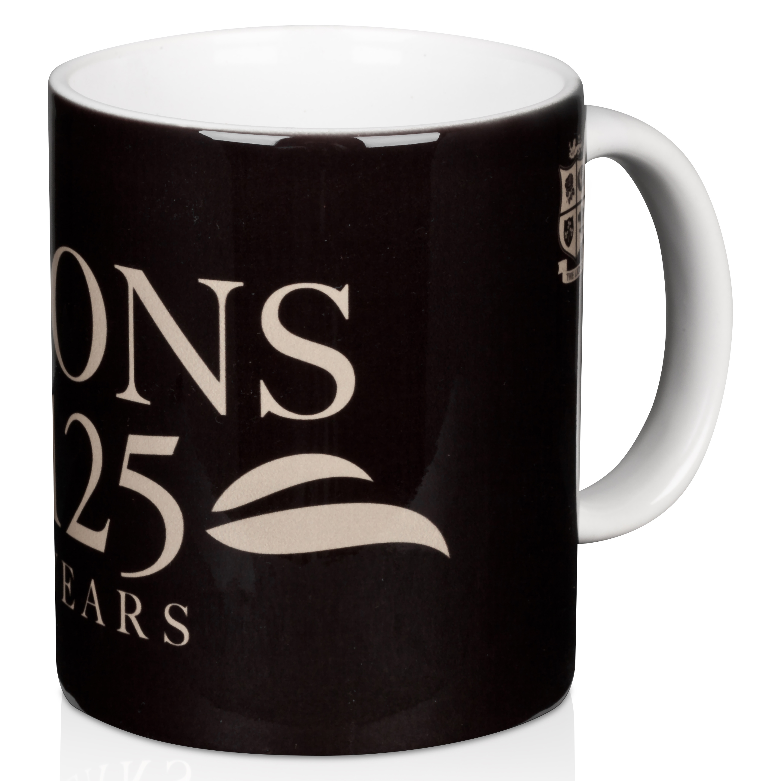 British & Irish Lions 125 Year Mug