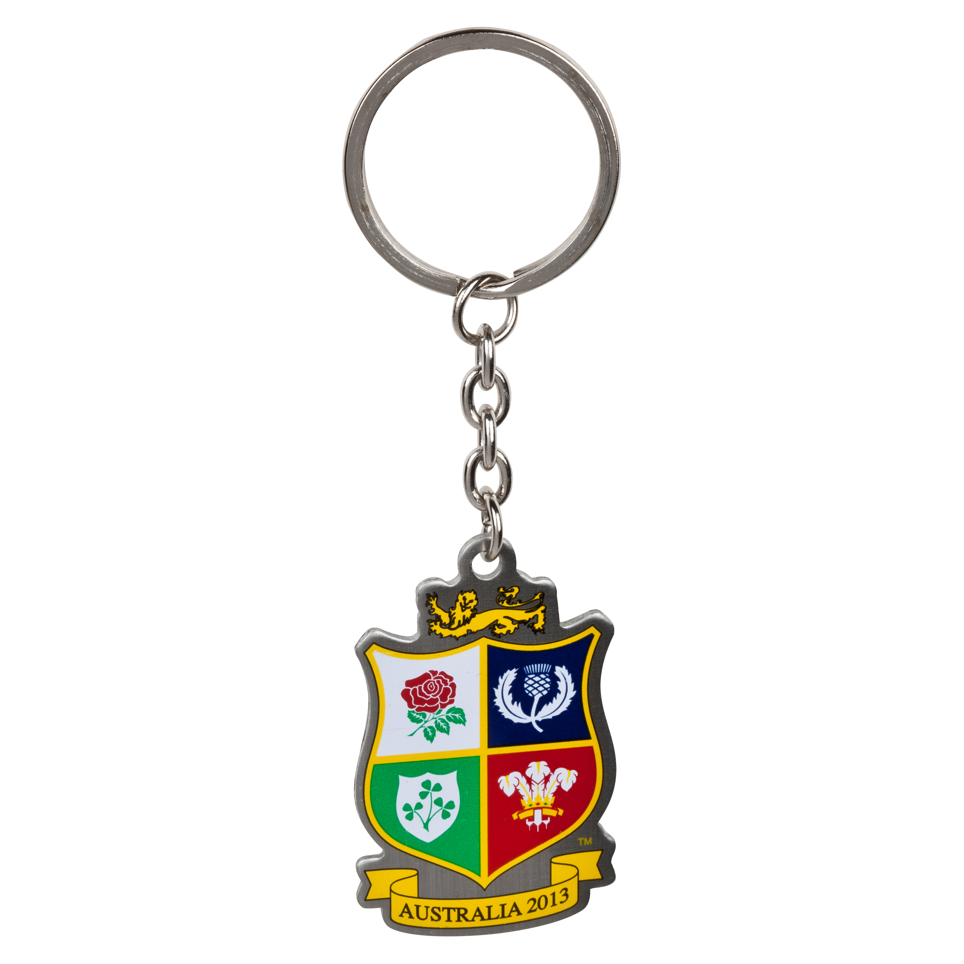 British & Irish Lions Crest Keyring