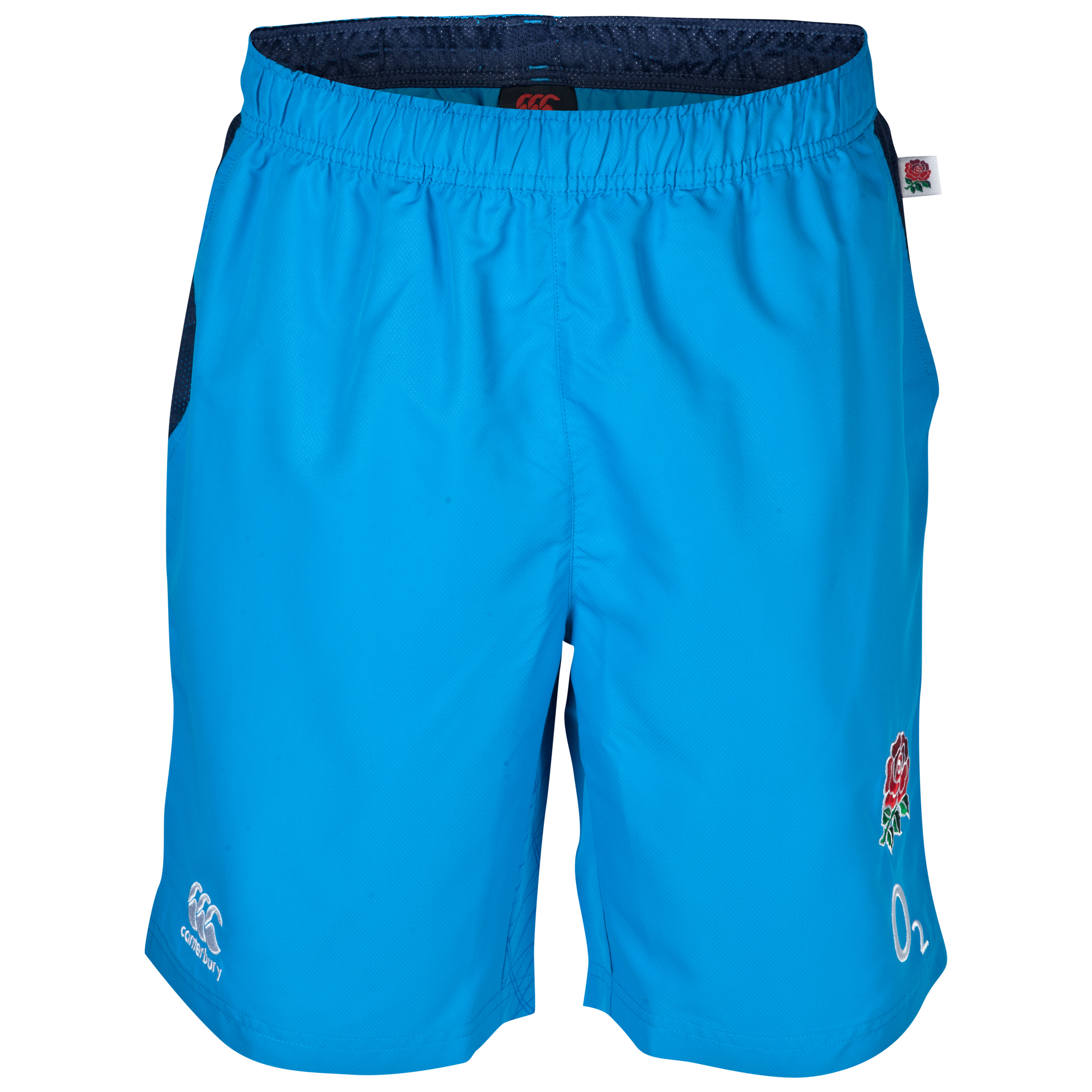 England Gym Short - Vivid Blue Blue