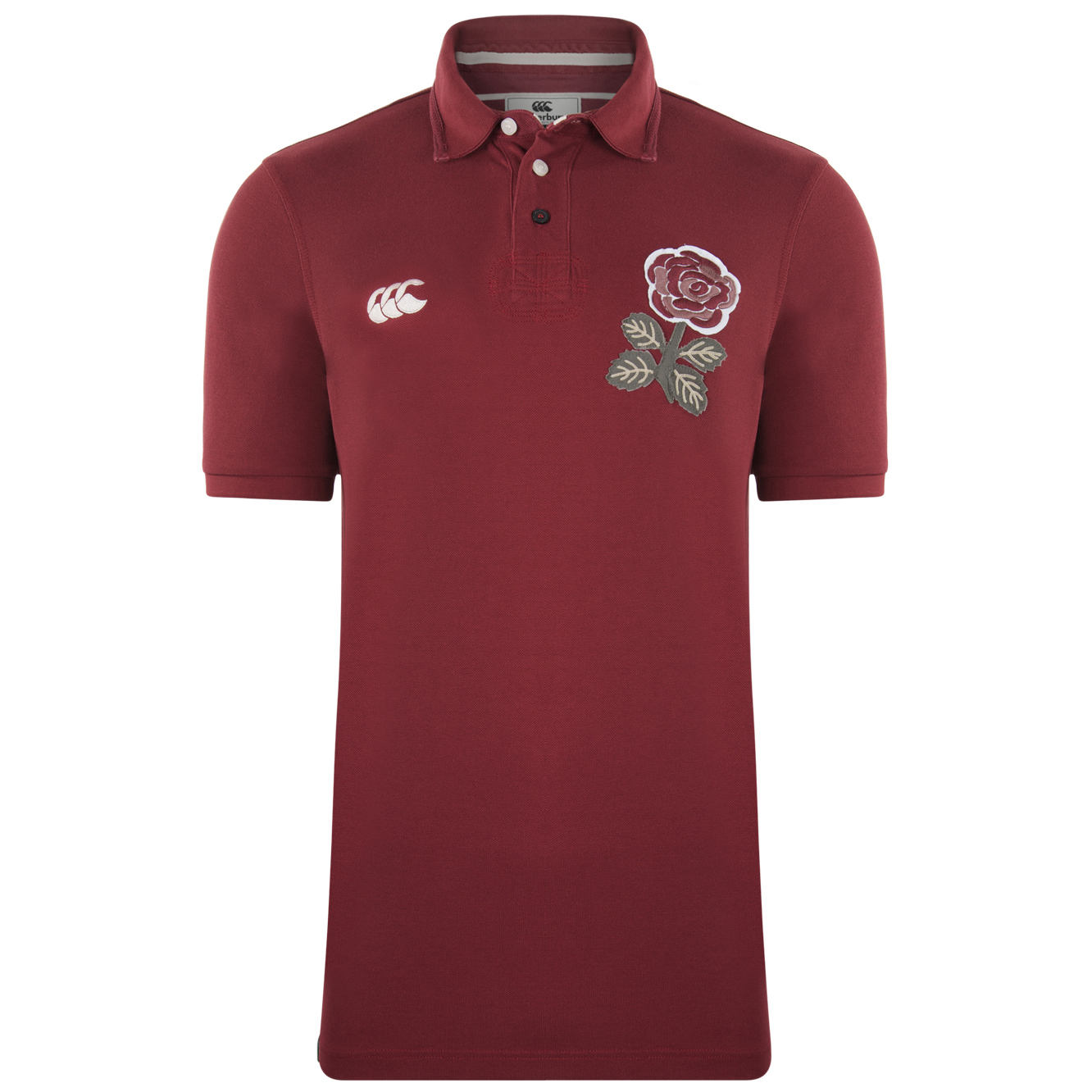 England 1871 Polo - Biking Red Red