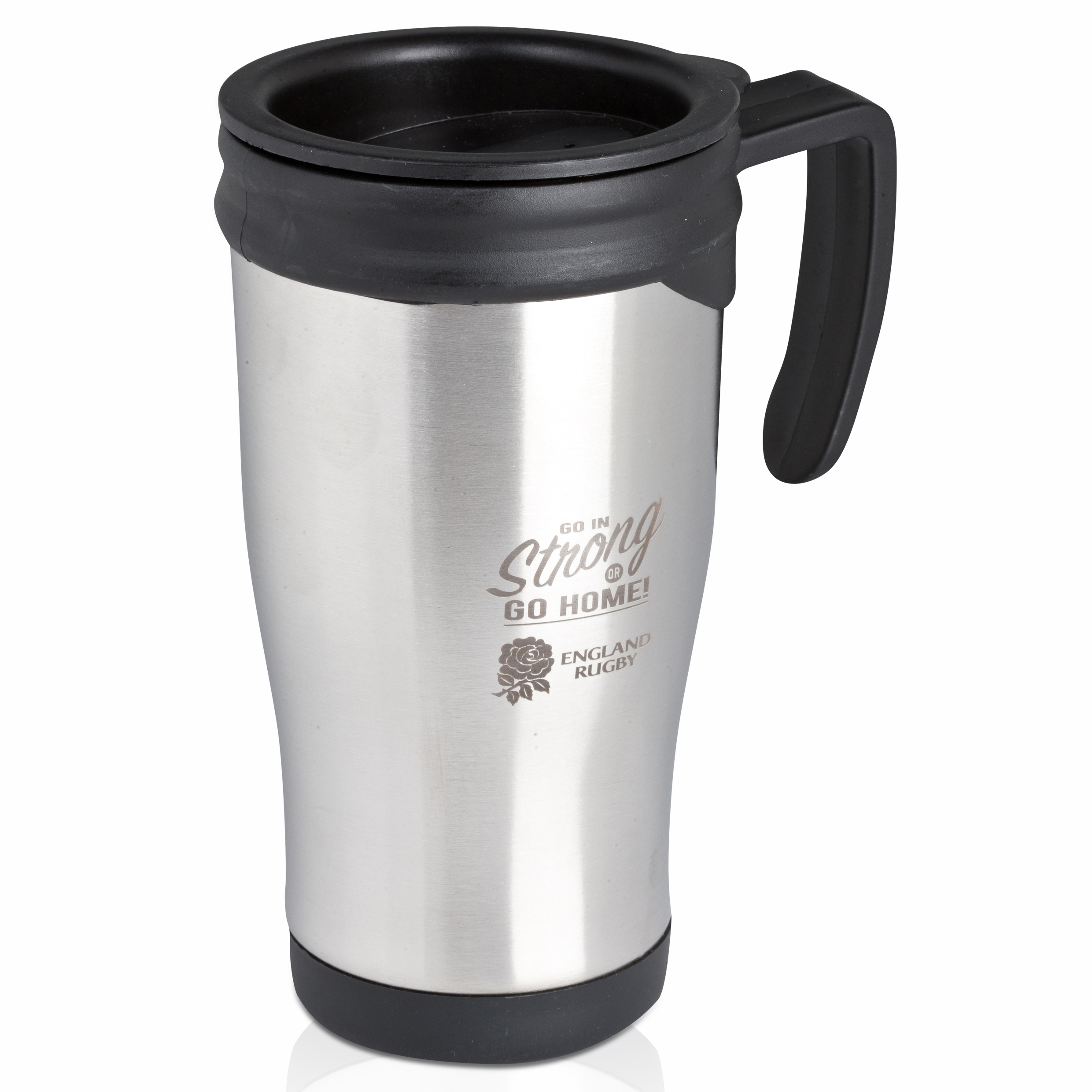 England Rugby Travel Mug