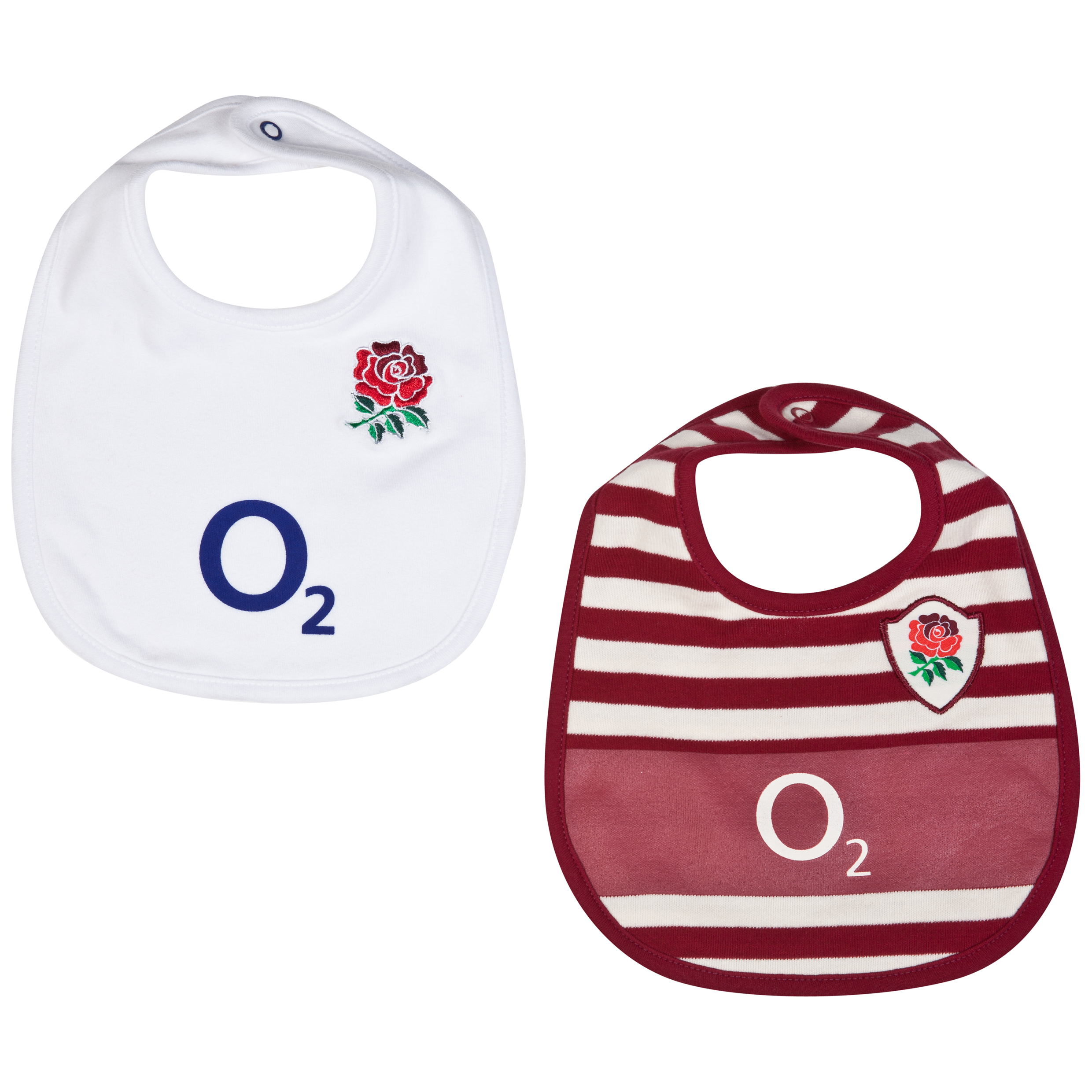 England Rugby Kit 2 Pack Bibs 2013/14 Multi