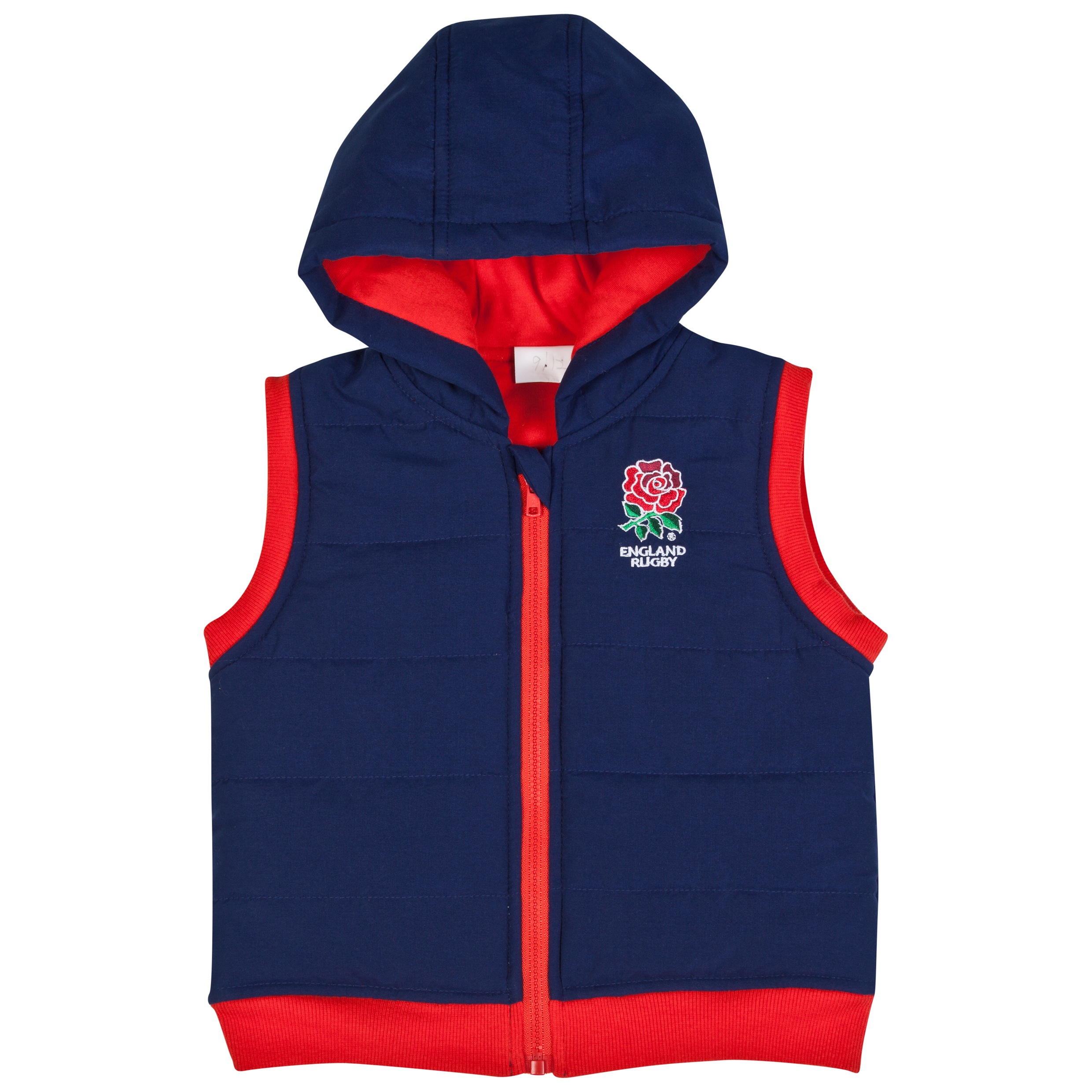 England Rugby Gilet - Infants Navy
