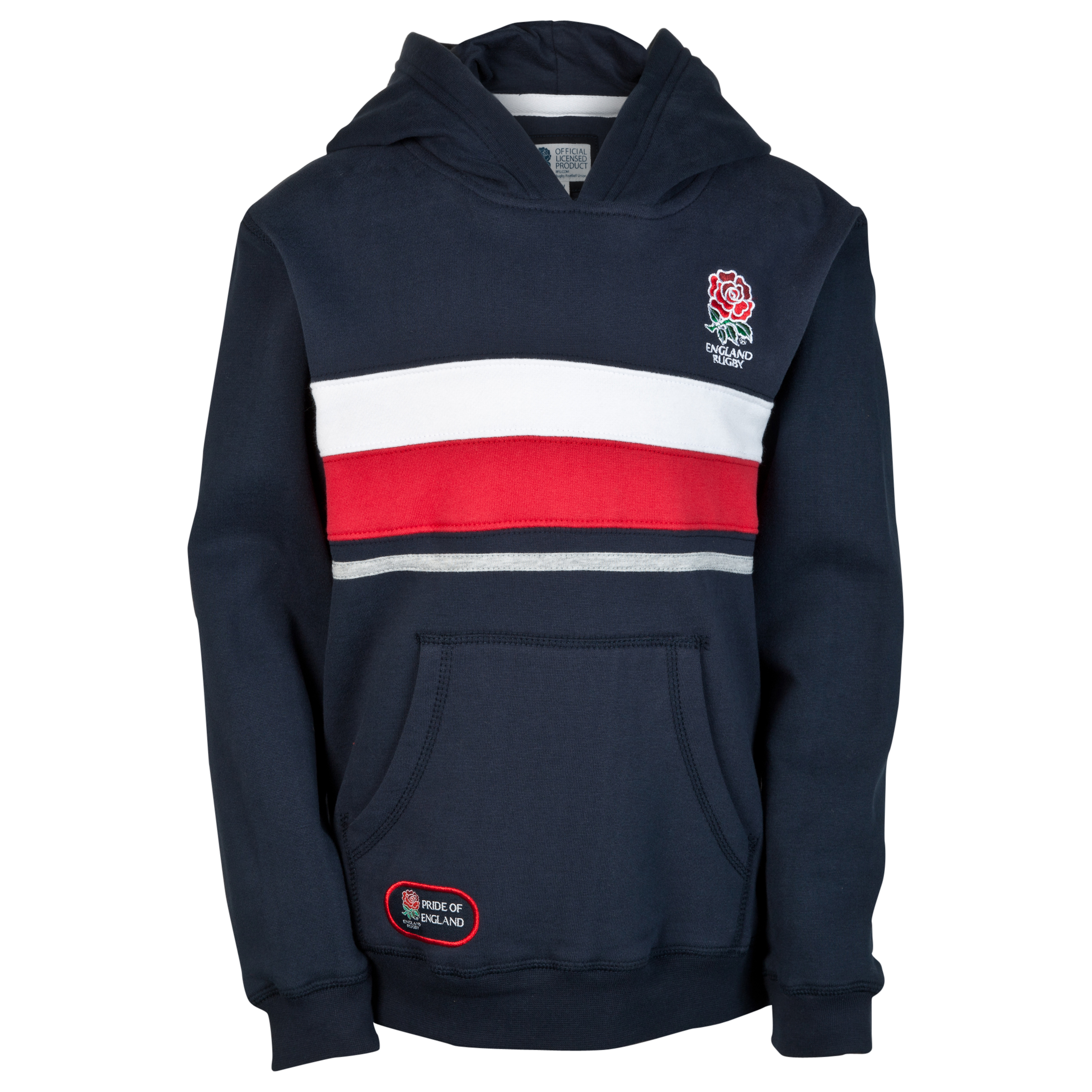 England Rugby Classics Collection Hoody - Boys Navy