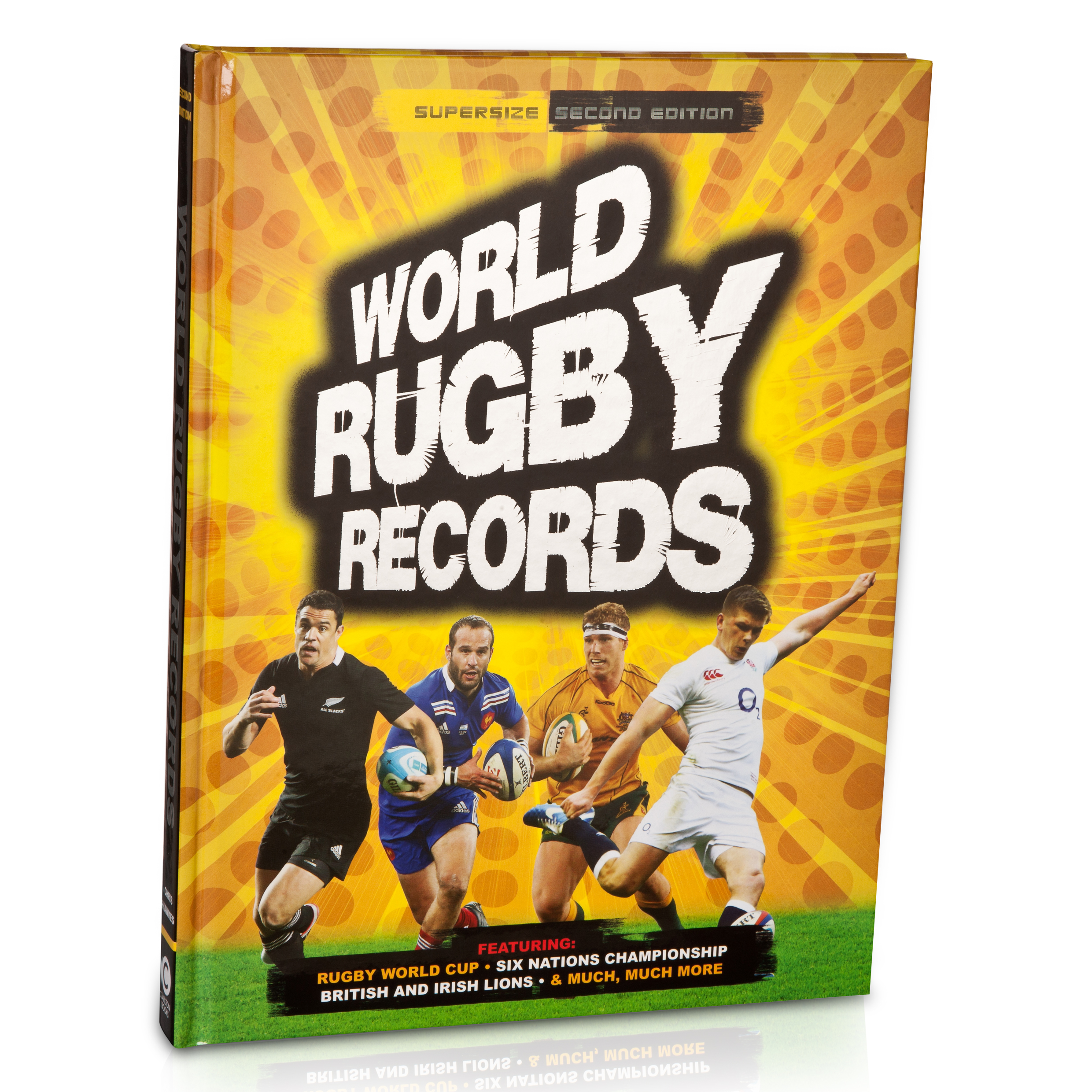 RFU World Rugby Records Second Edition