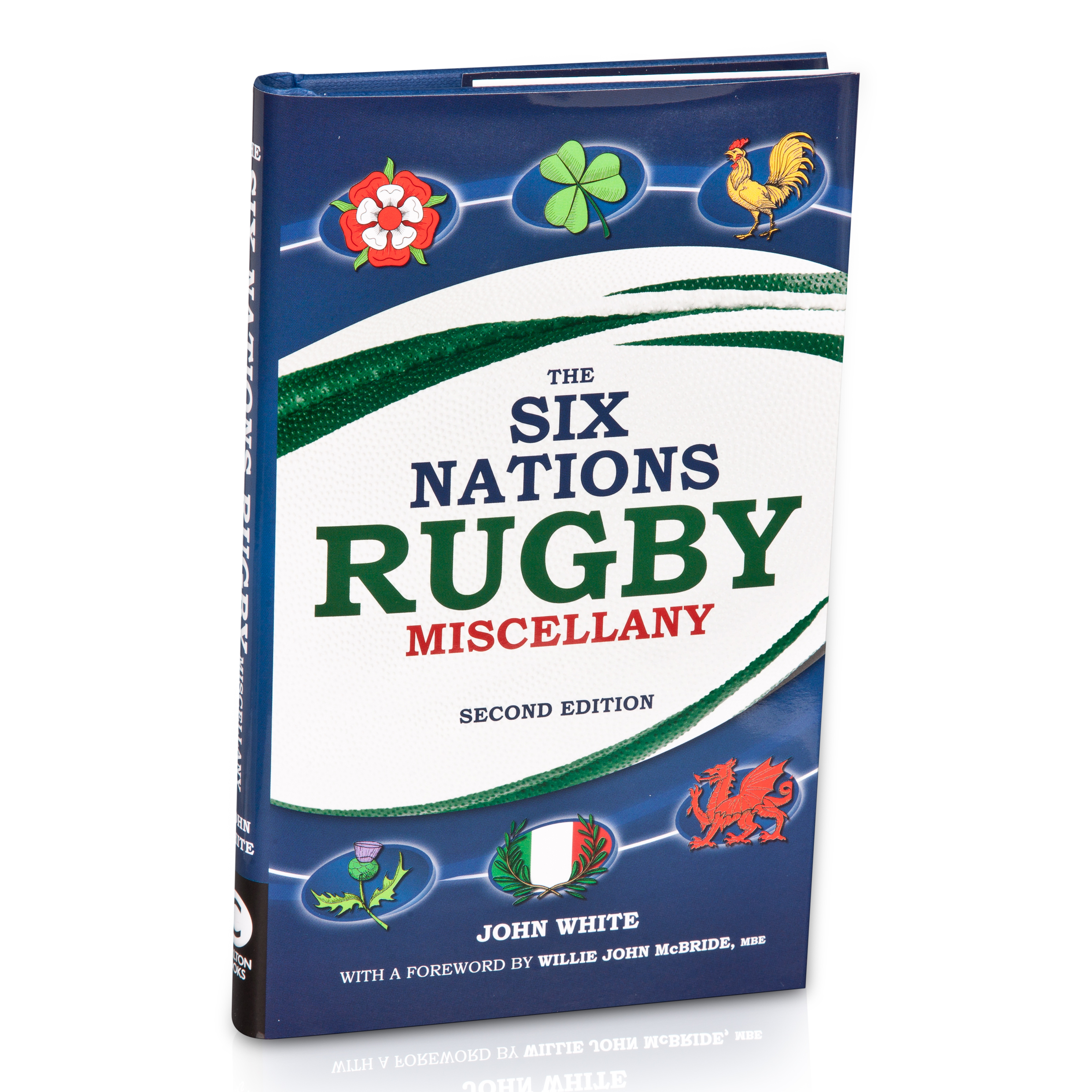 RFU The Six nations Rugby Miscellany