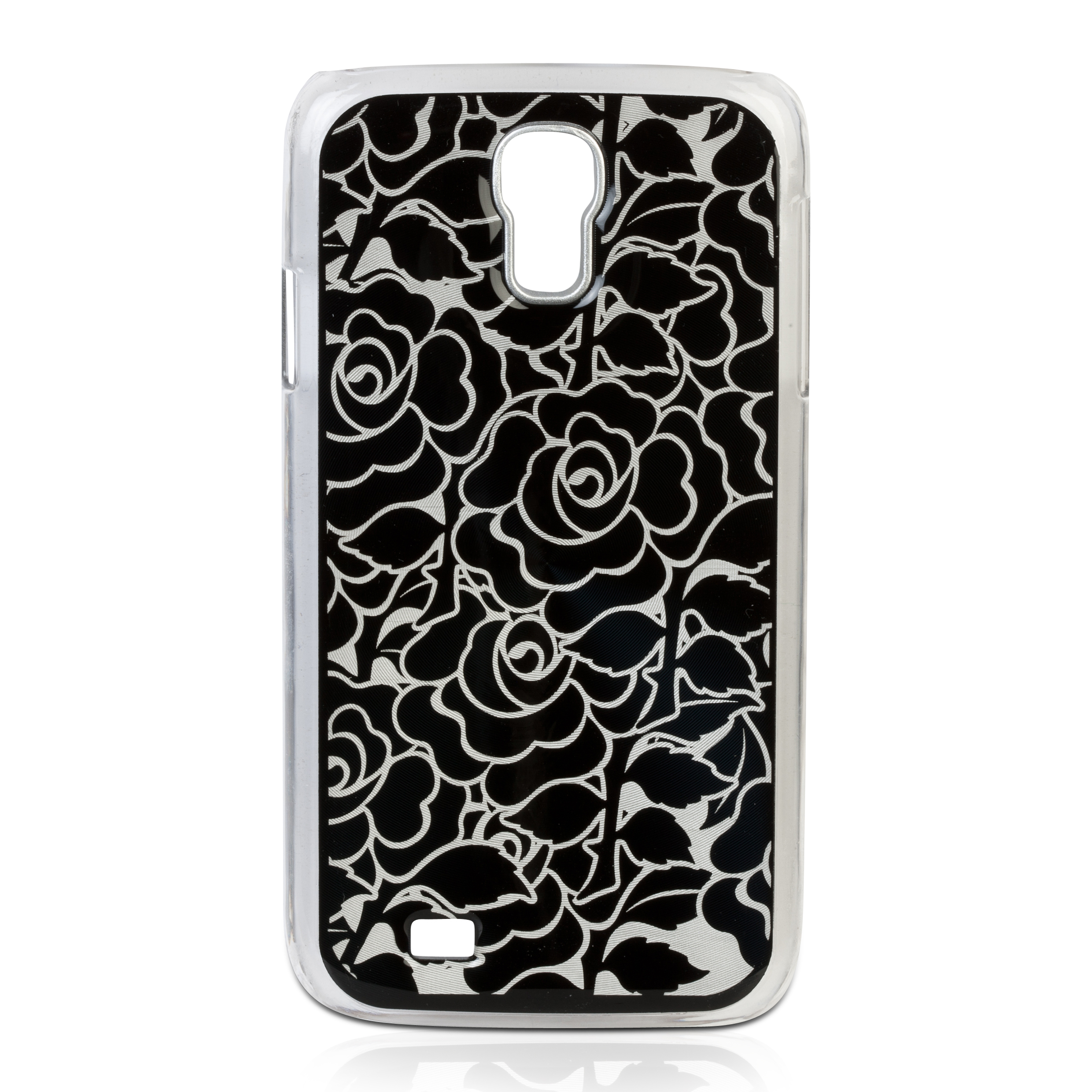 """Image of """"England Black Rose Galaxy S4 Cover"""""""