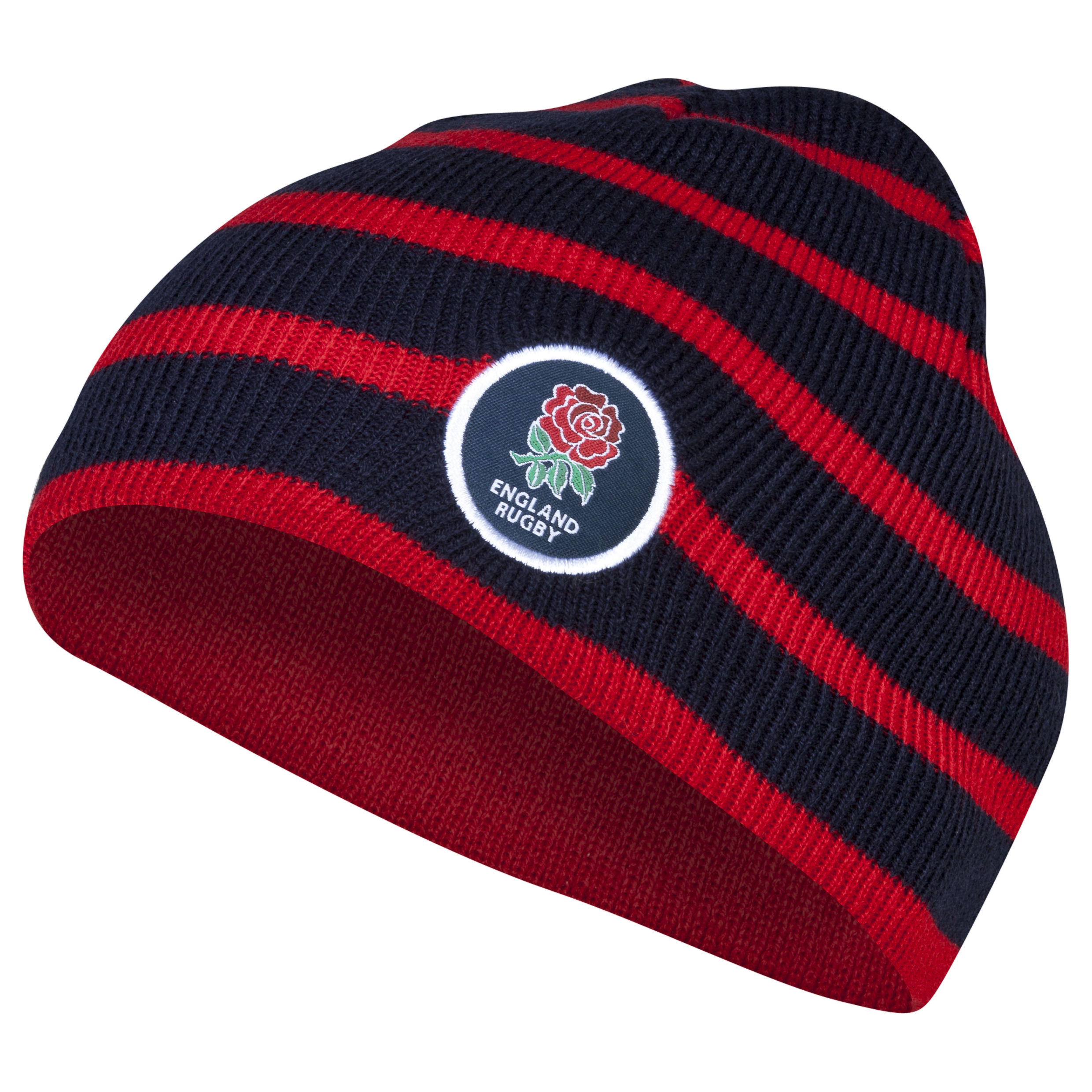 England Reversible Beanie - Boys - Red