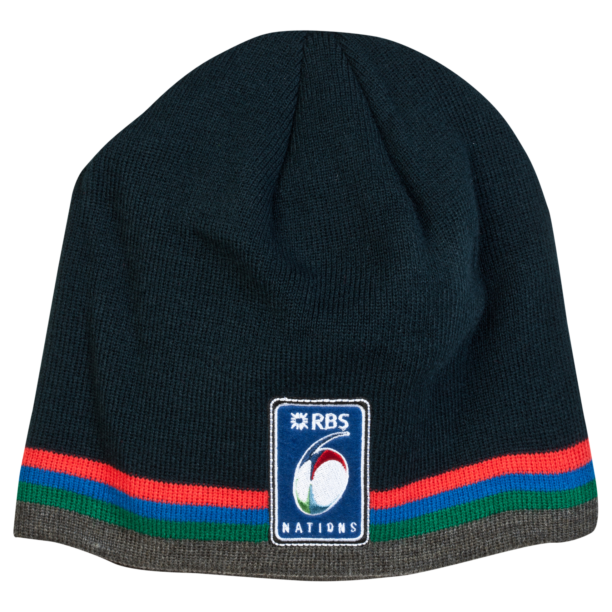 RBS Six Nations Classic Beanie - Mens - Navy