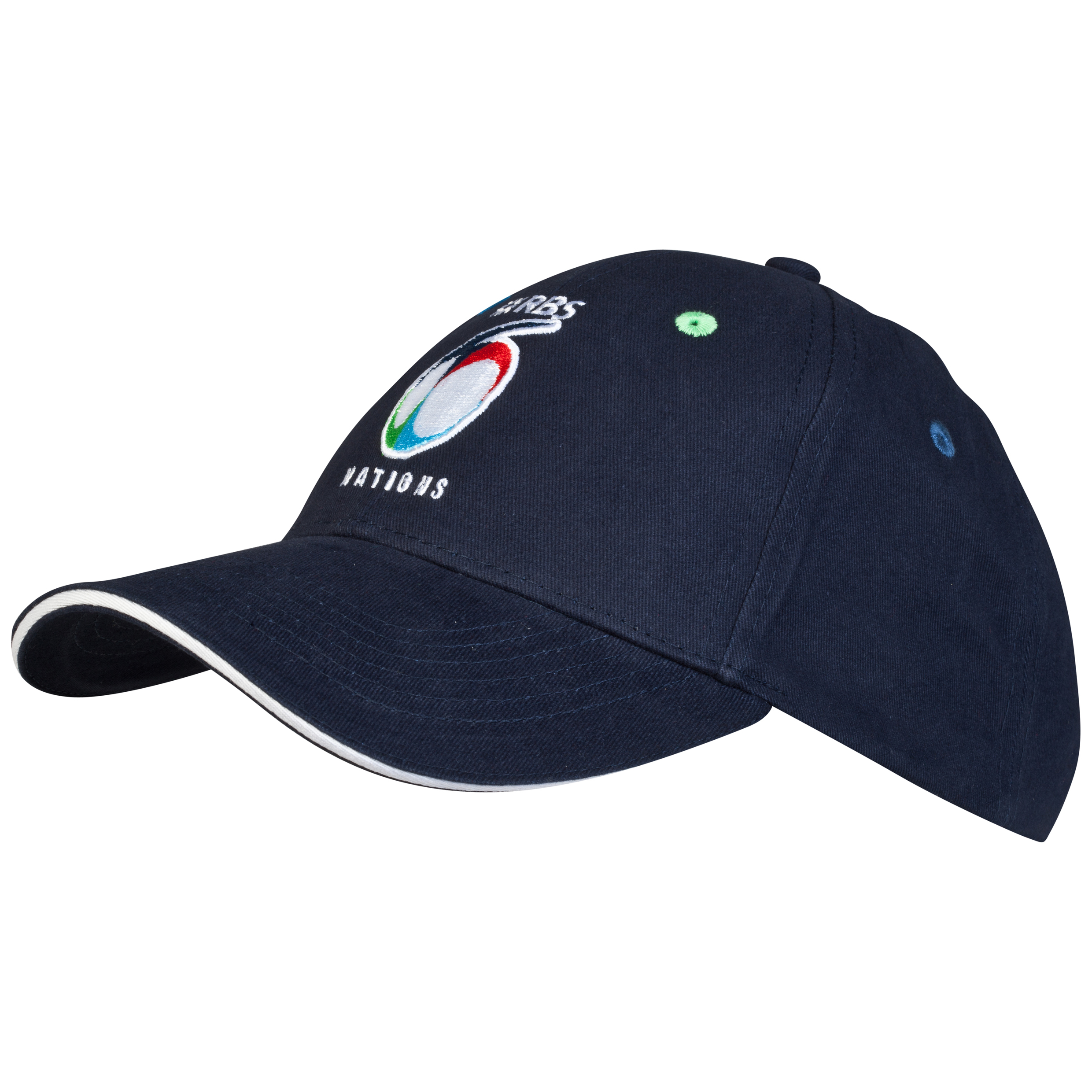 RBS Six Nations Classic Cap - Mens - Navy
