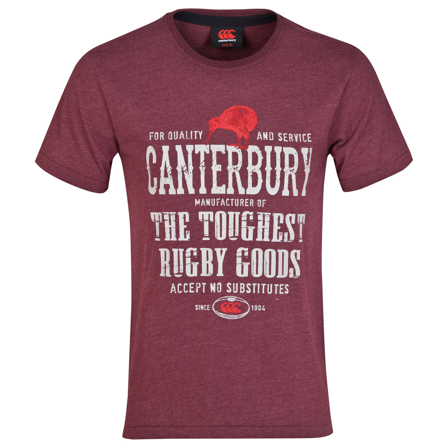 Canterbury Rugby Goods TShirt Red