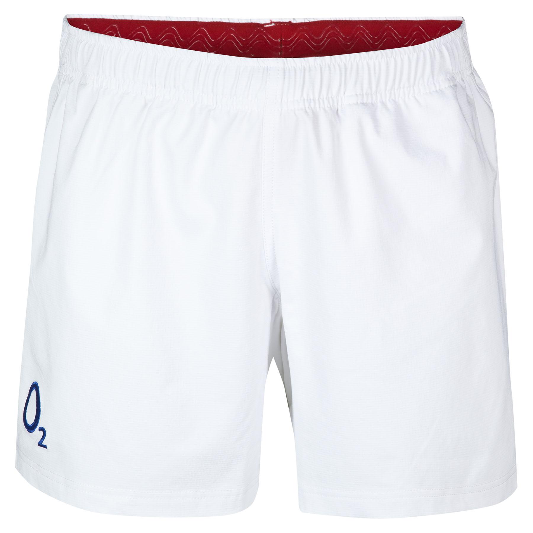 England Home Short 14/15 White