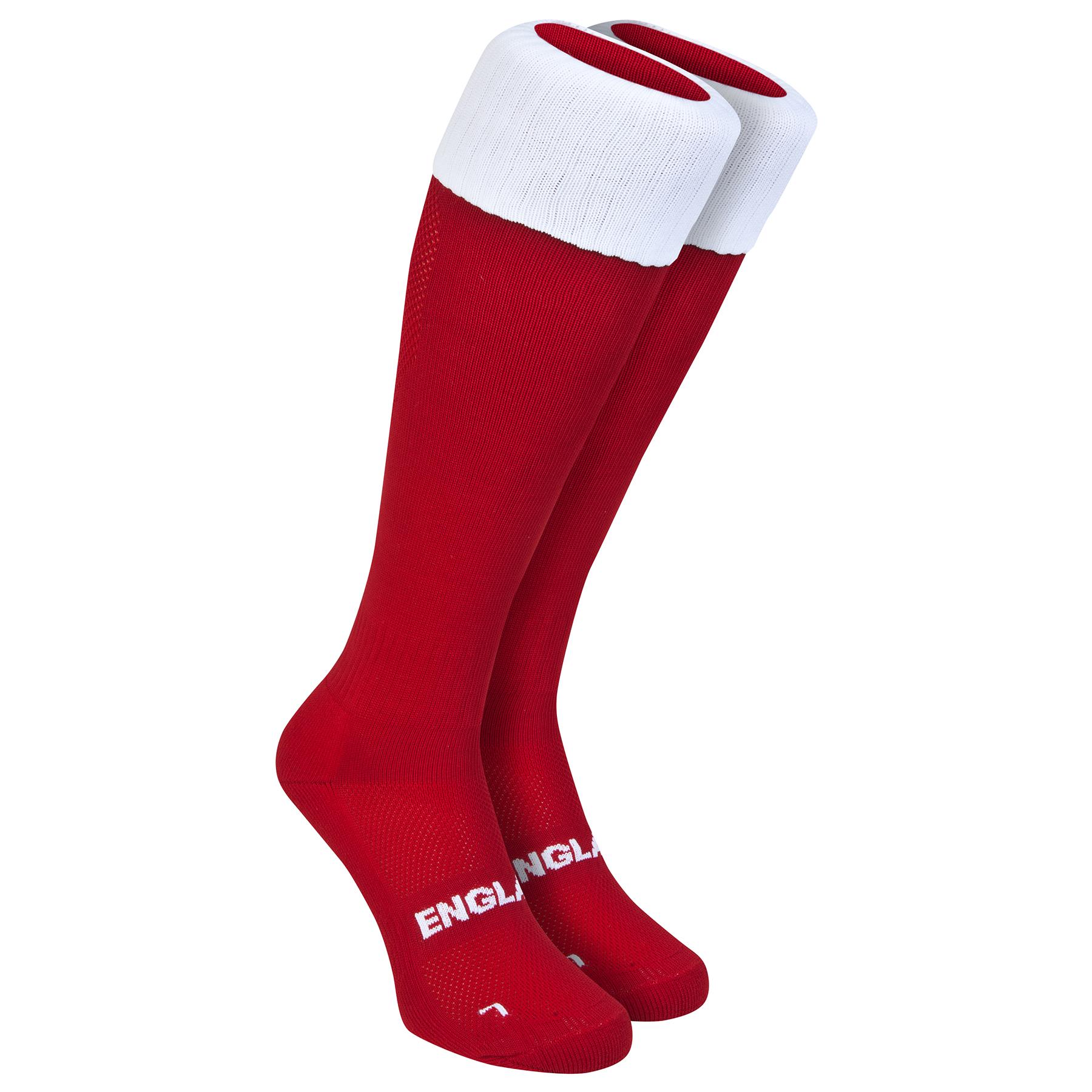 England Alternate Sock 2014/15 Red