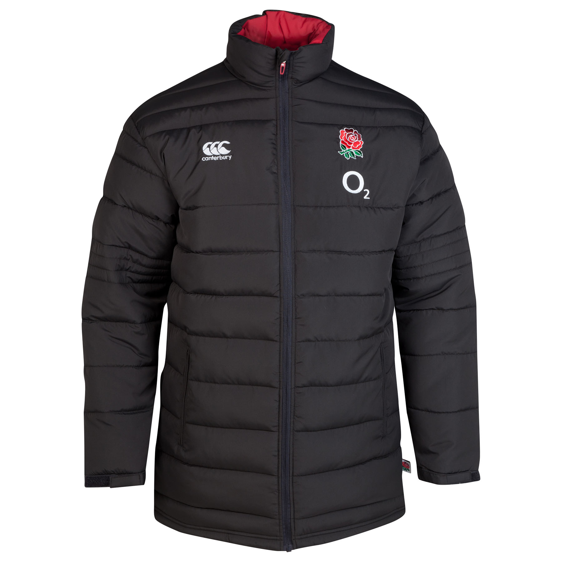England Padded Jacket Grey
