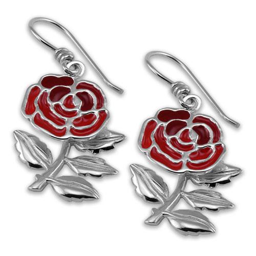 England Drop Earrings
