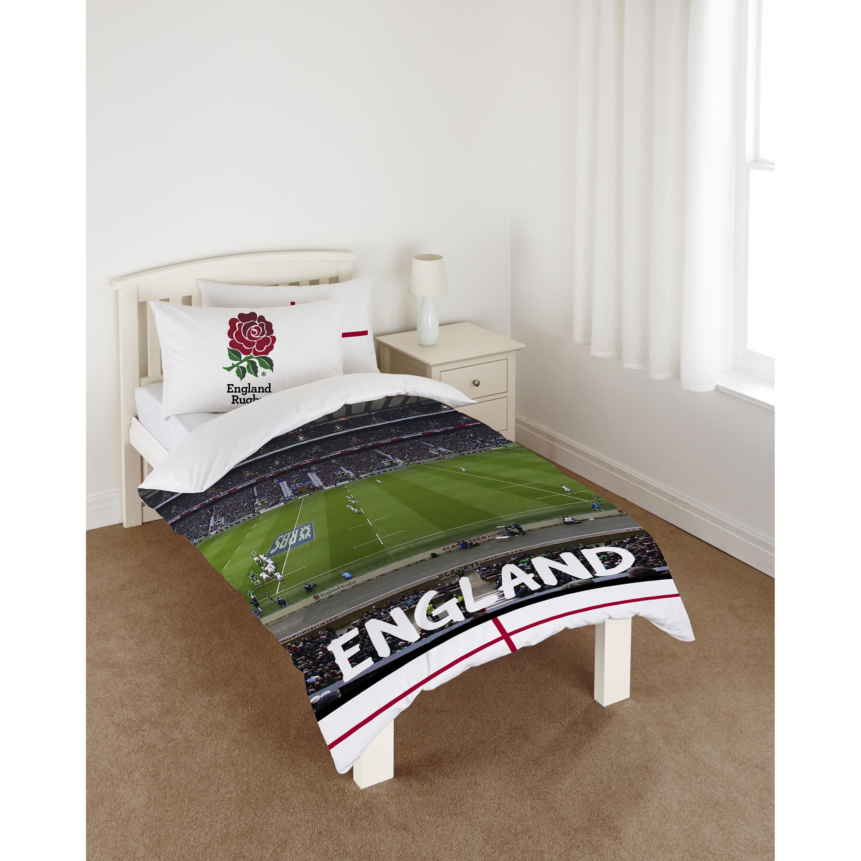 England Stadium Single Duvet Set