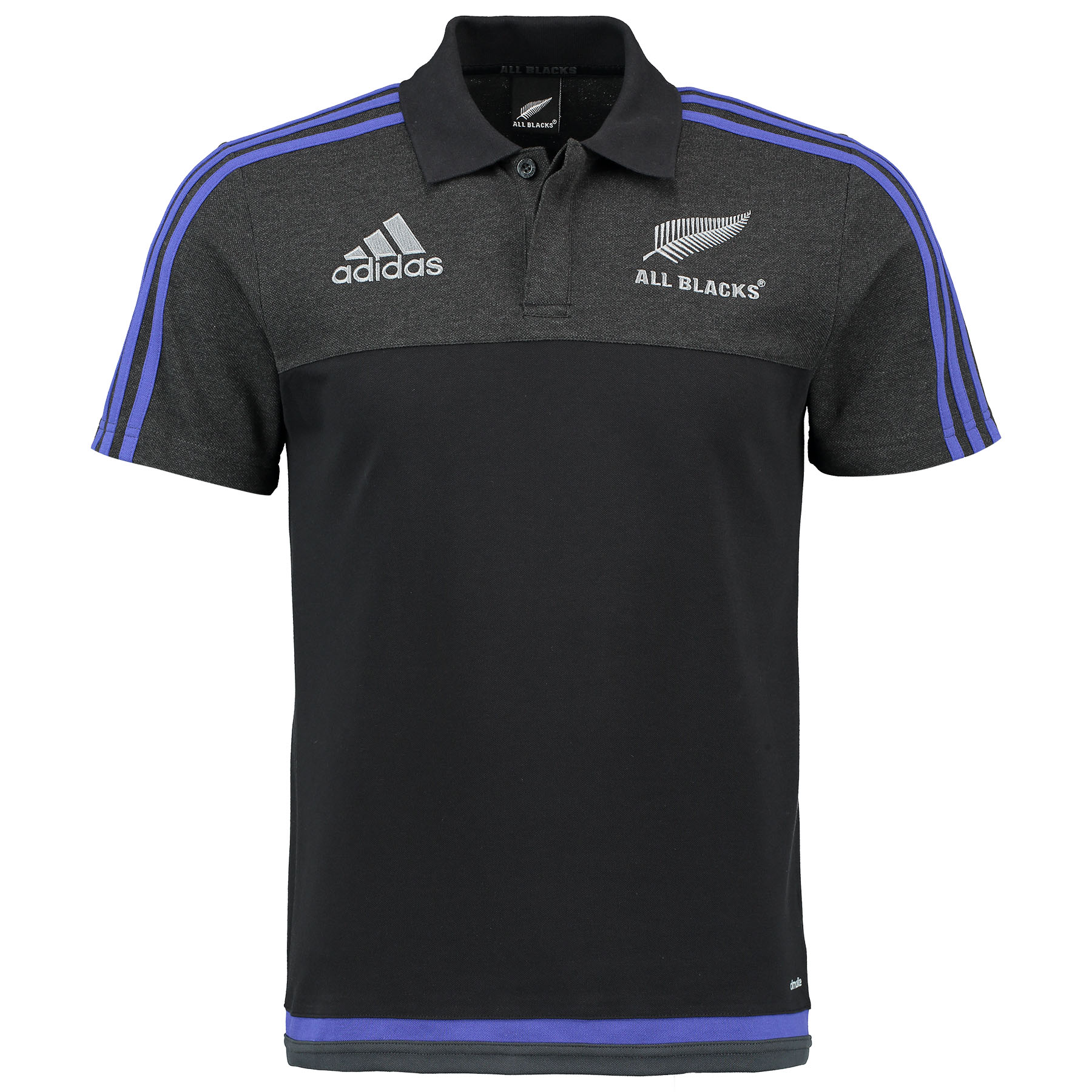 All Blacks Polo Black