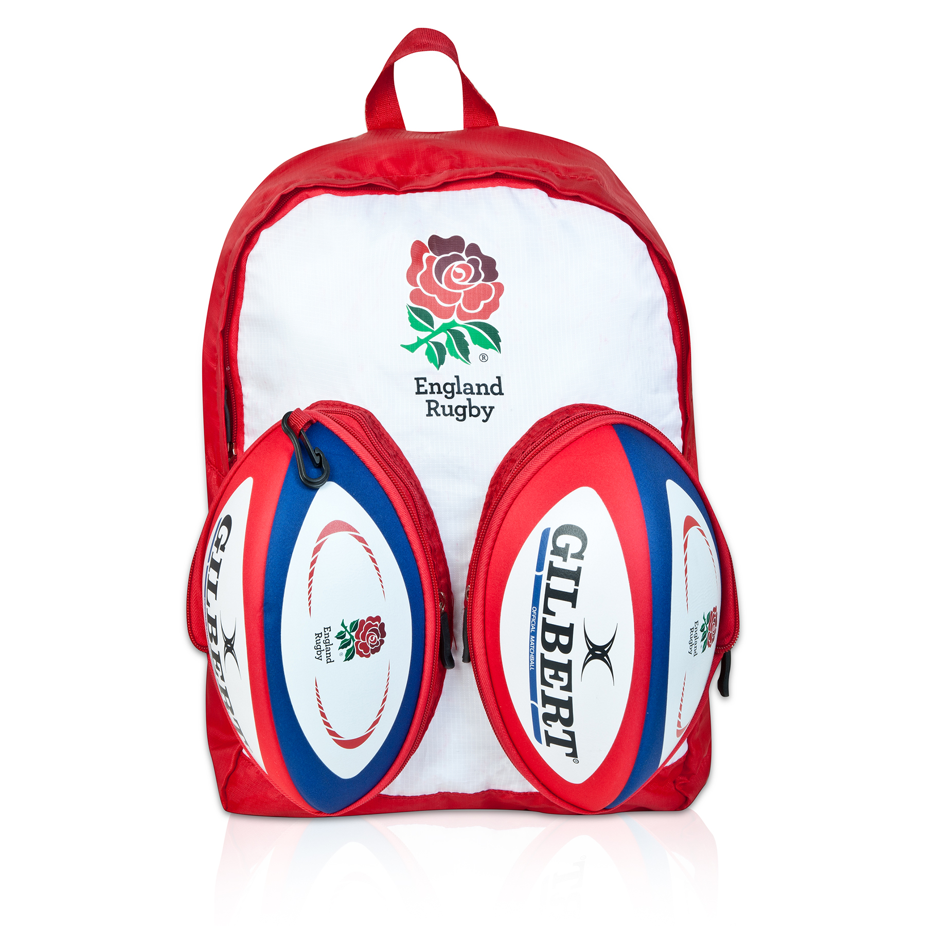 England Rugby Ball Backpack