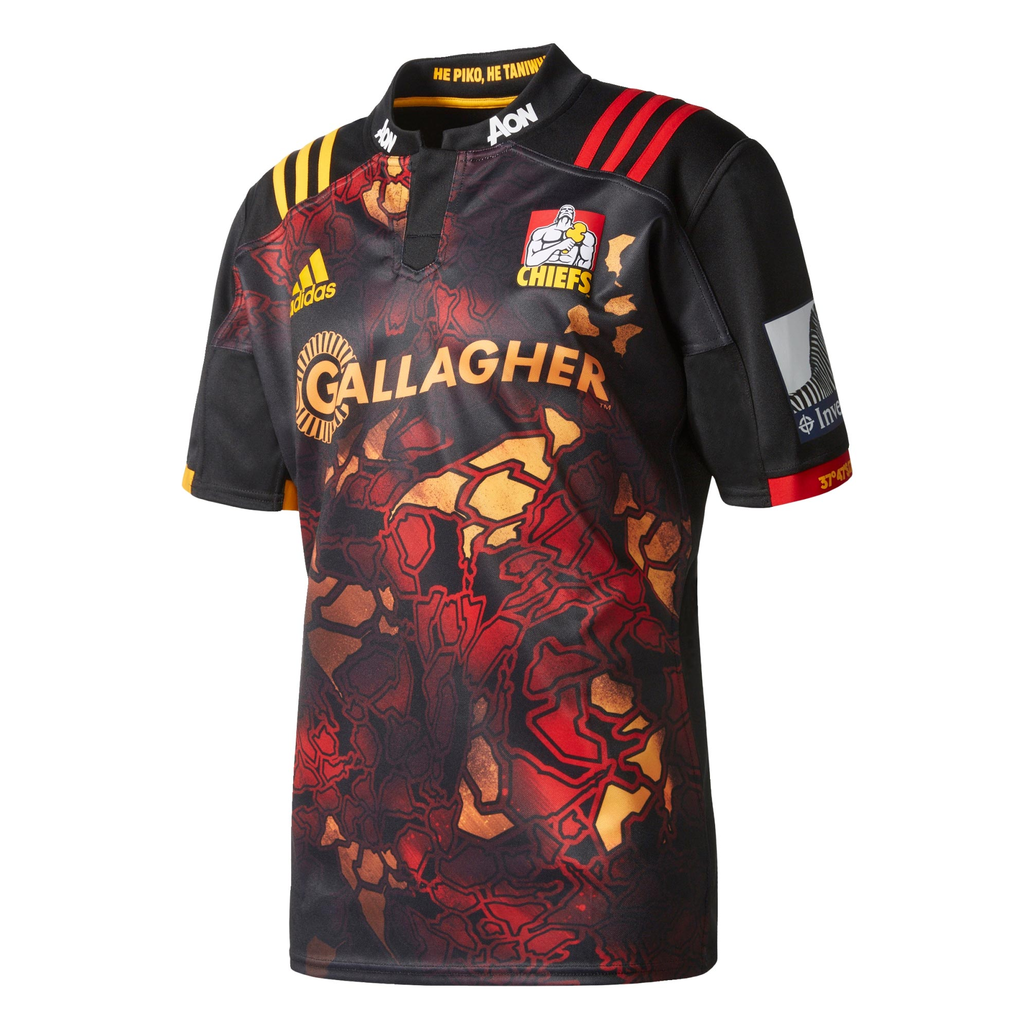 """Image of """"Chiefs Rugby Territory Shirt"""""""