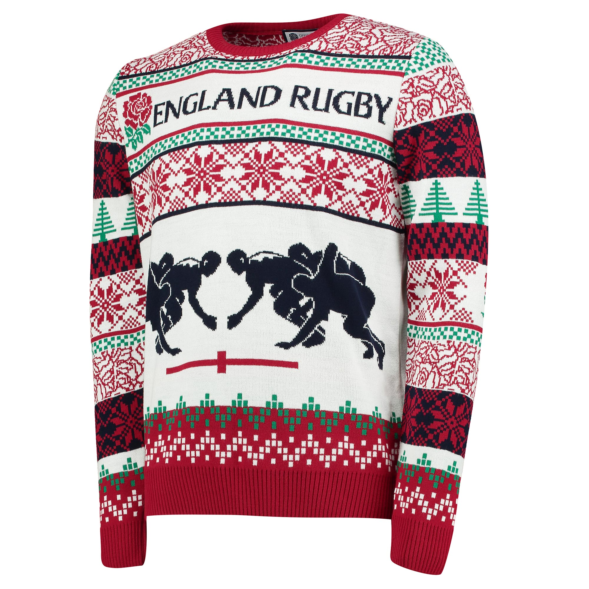 England Christmas Jumper