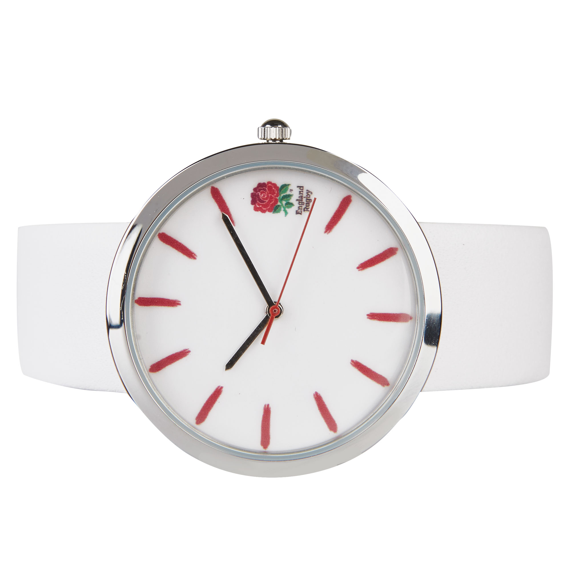 "Image of ""England Alloy and Leather Watch - Womens"""