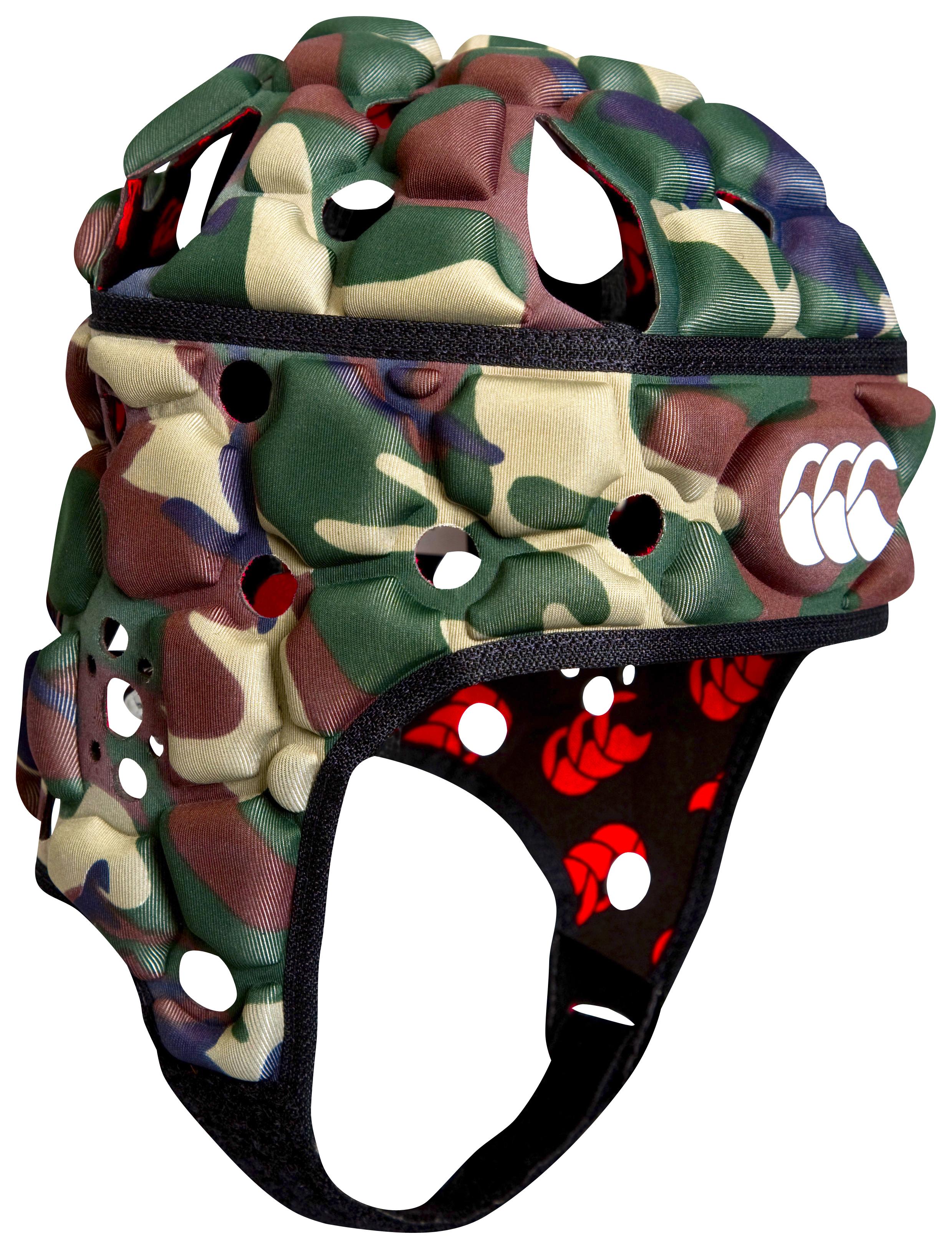 Canterbury Ventilator Rugby Headguard - Camoflage