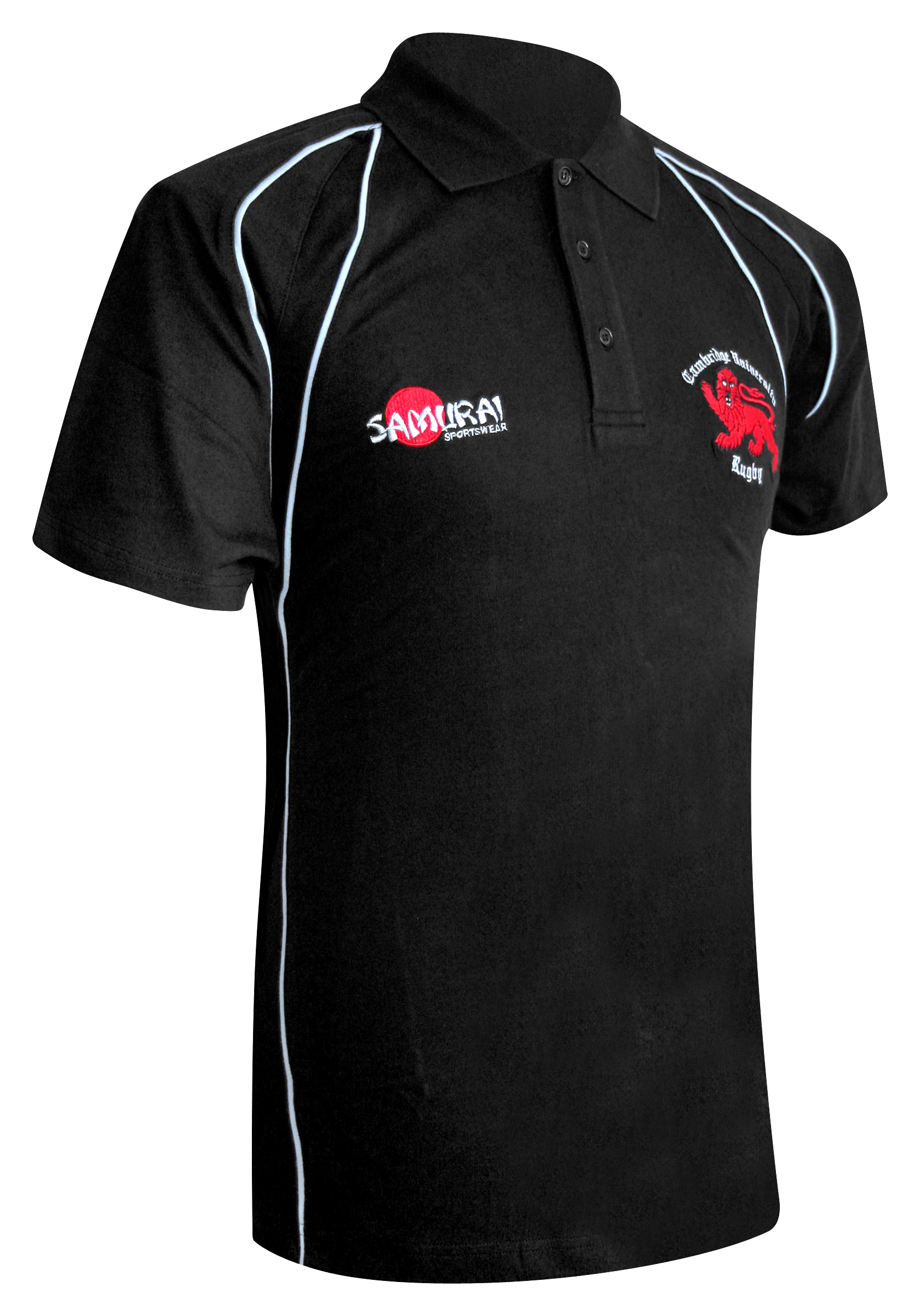 Cambridge University Rugby Team Polo Shirt