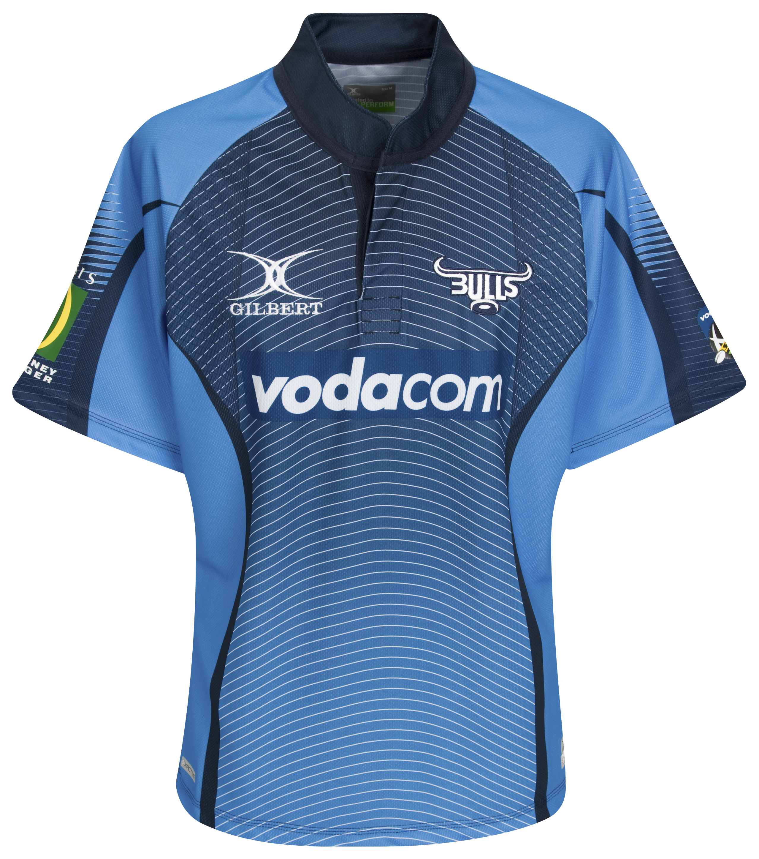 Blue Bulls Home Replica Rugby Shirt 2009