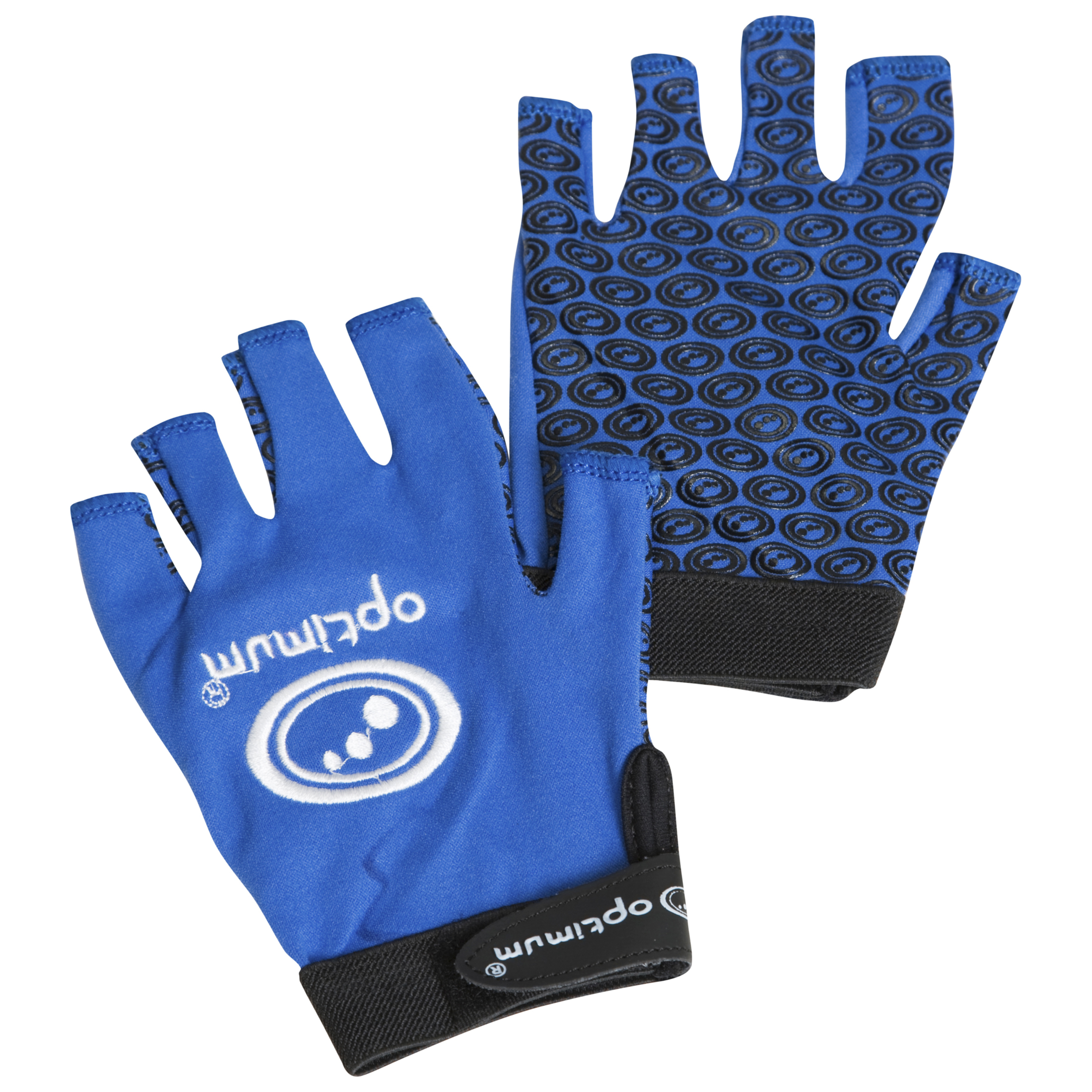 Optimum Stick Mitts - Blue