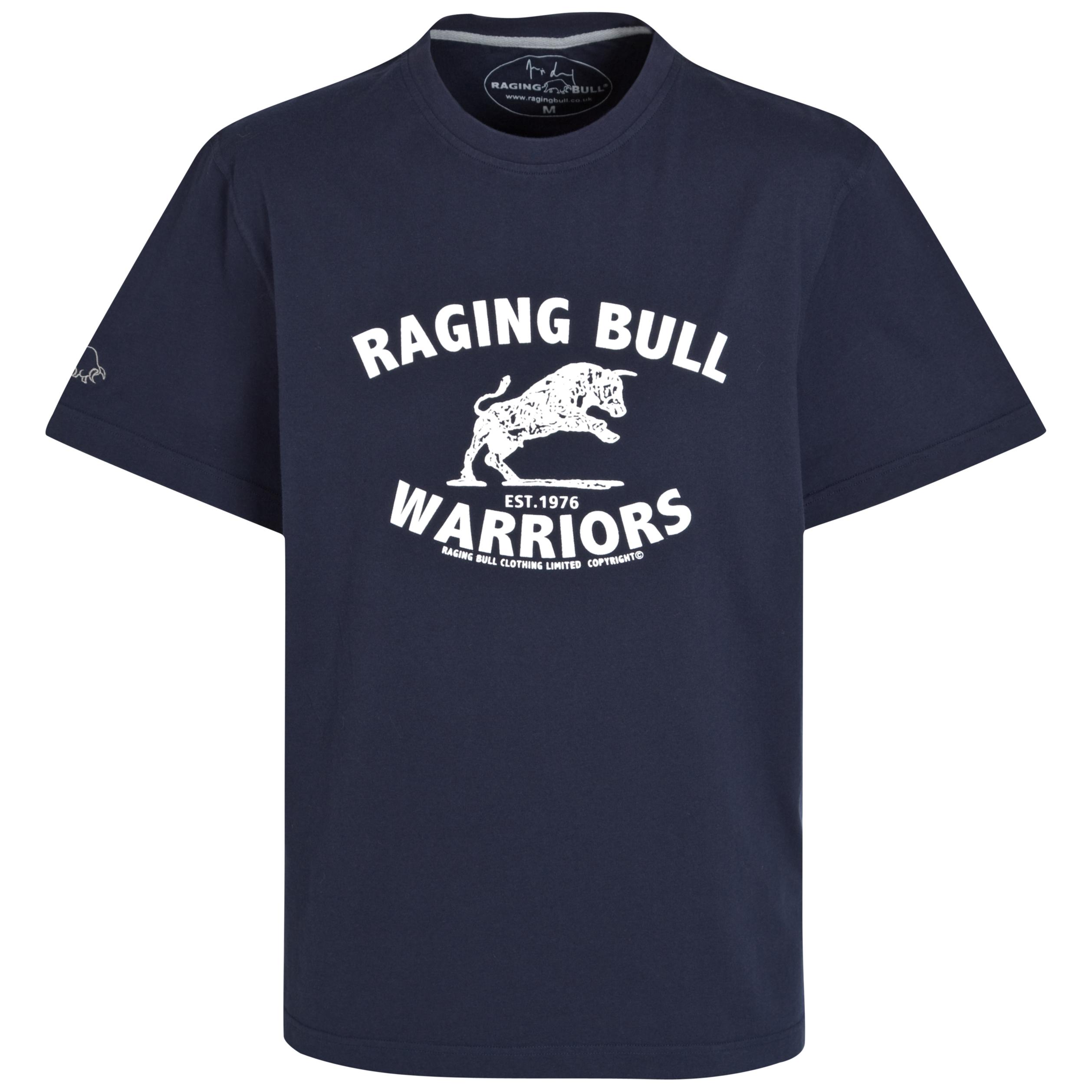 Raging Bull Warriors T-Shirt. for 5€