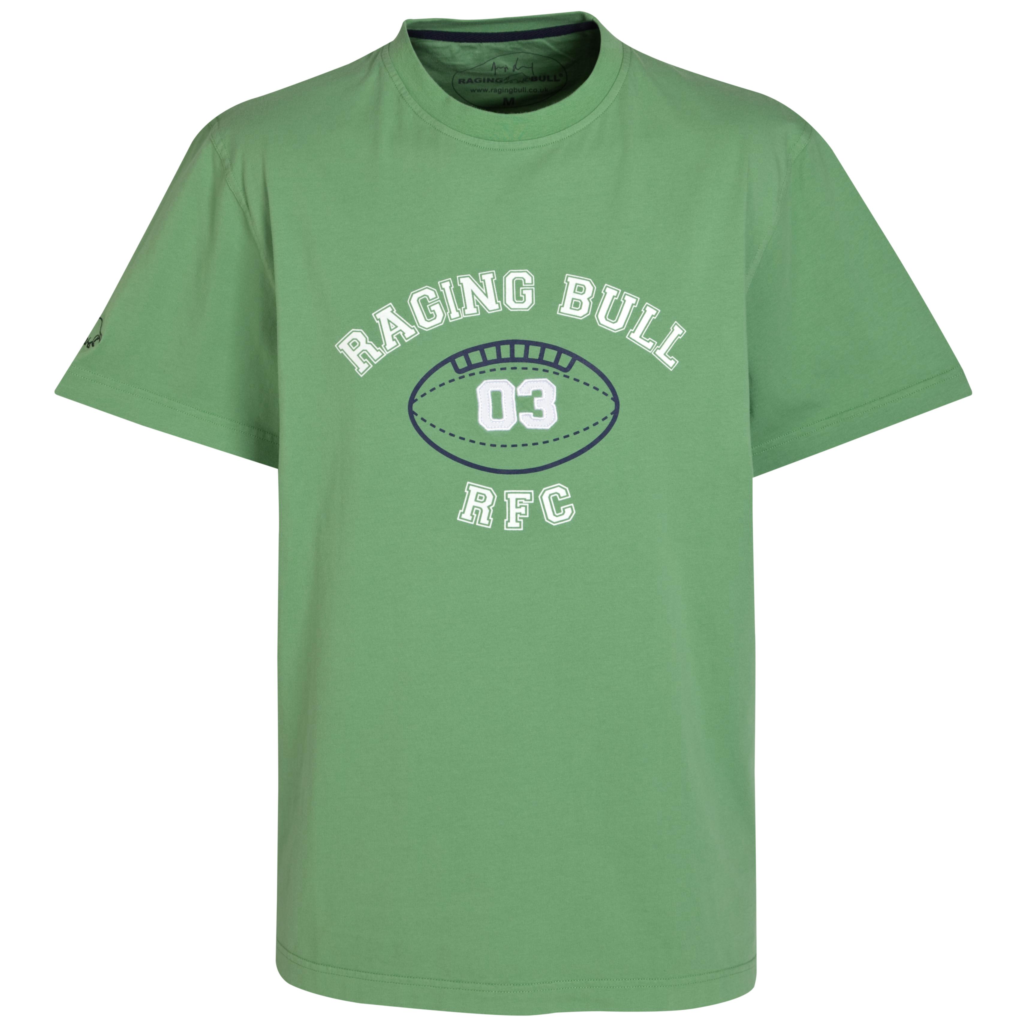 Raging Bull Ball T-Shirt. for 5€