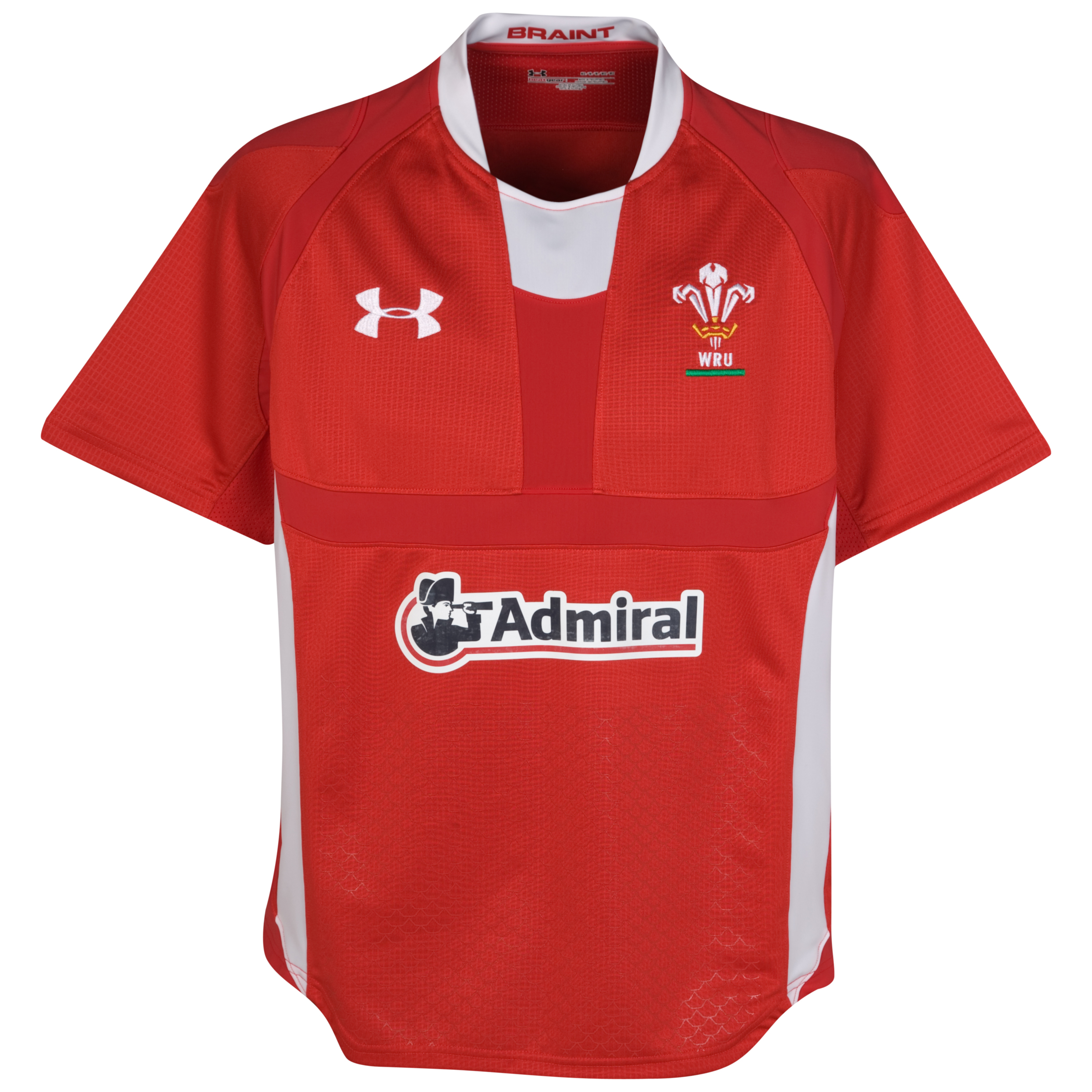 Wales Rugby Union Home Shirt 2011/13. for 50€