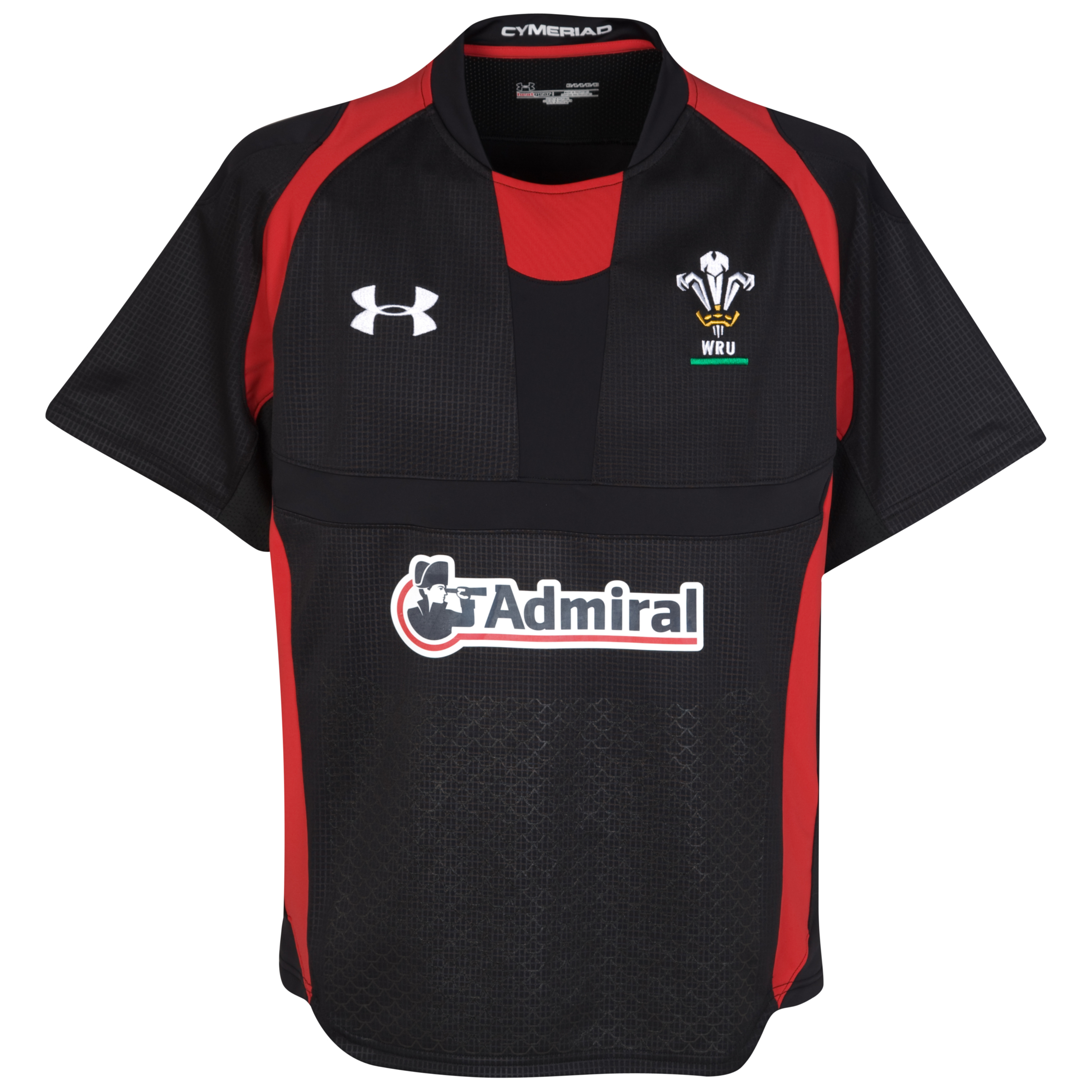 Wales Rugby Union Away Shirt 2011/13