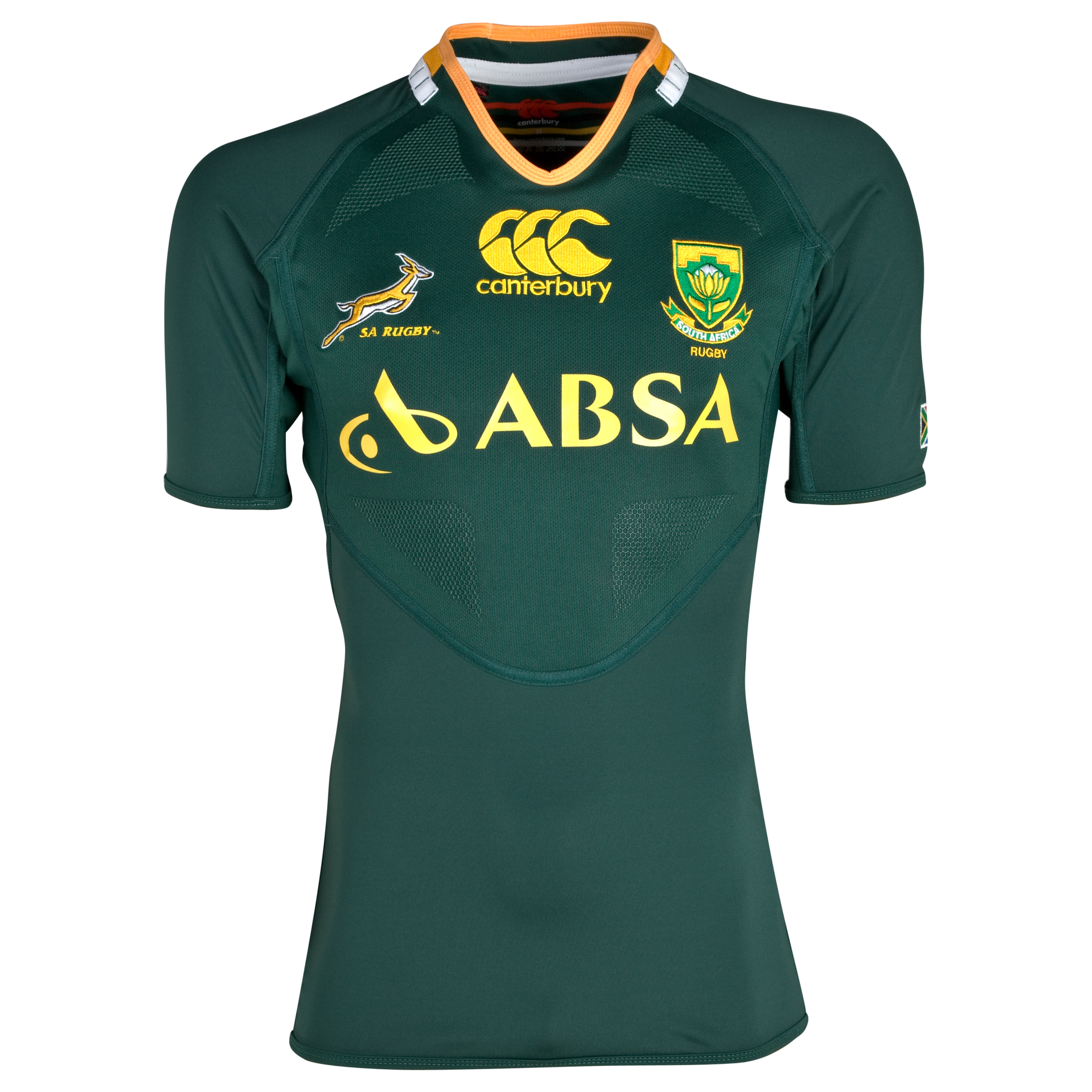 South Africa Springboks Home Test Shirt 2011/13