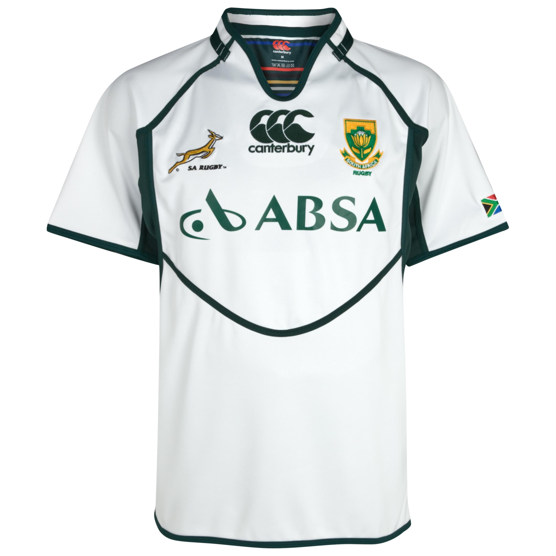 Springboks Alternate Pro Shirt 2011/12. for 35€