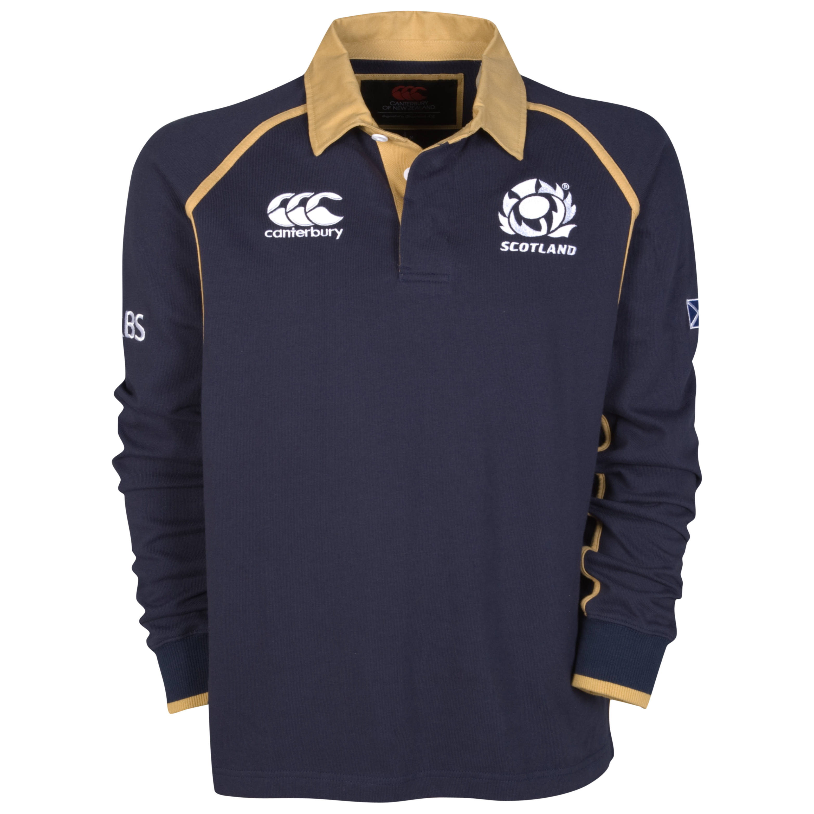 Scotland Home Classic Shirt 2011/13 - Long Sleeved