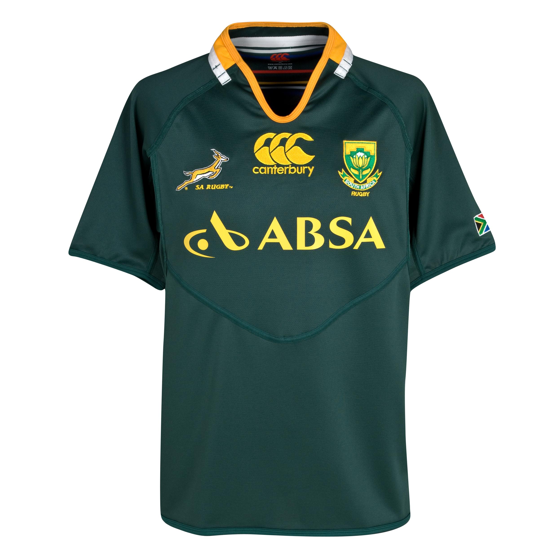 Springboks Home Pro Shirt 2011/12 - Kids. for 25€