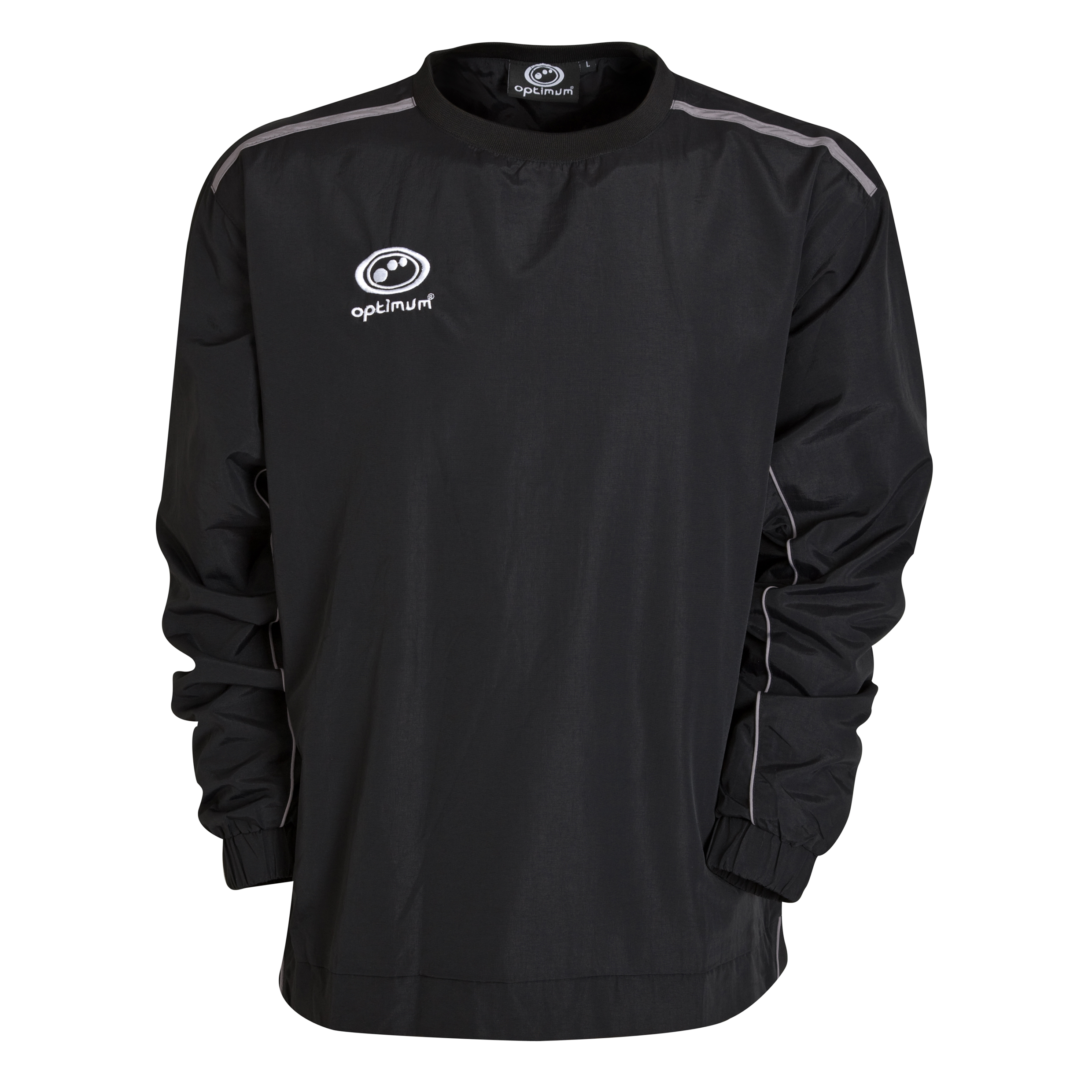 Optimum Eclipse Windbreaker - Black/Silver