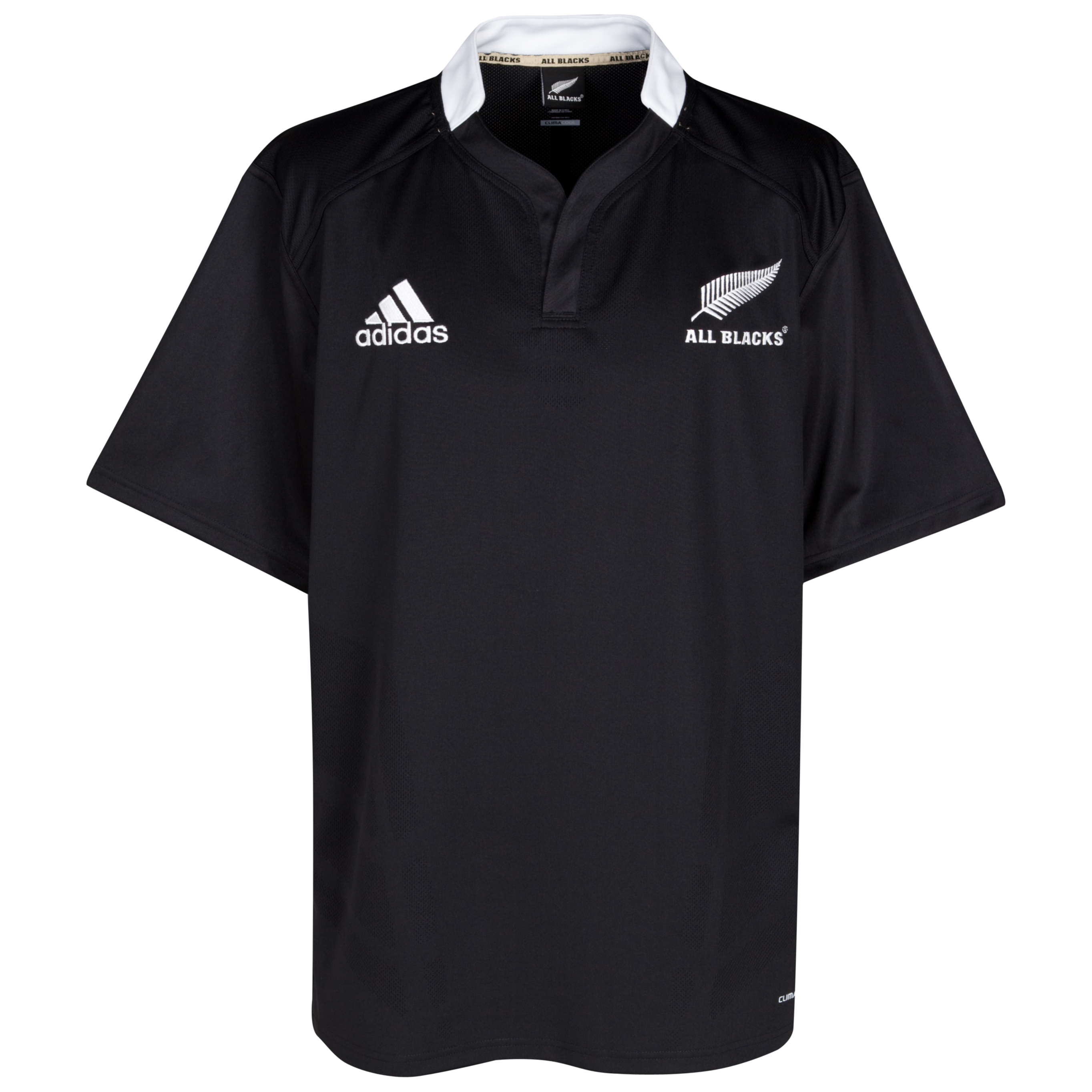 All Blacks Home Shirt 2011/13 - Black