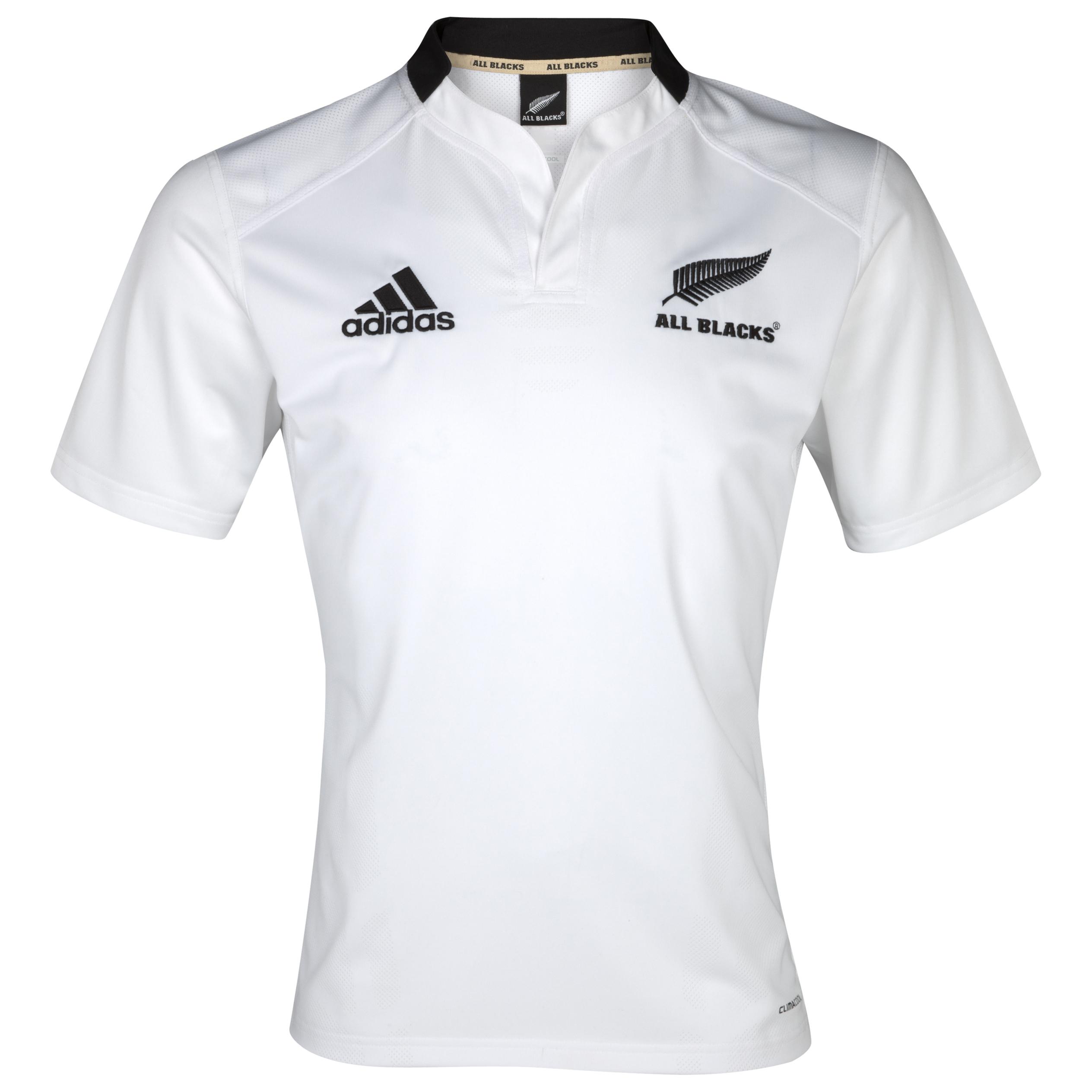 All Blacks Away Shirt 2011/12 - White. for 30€