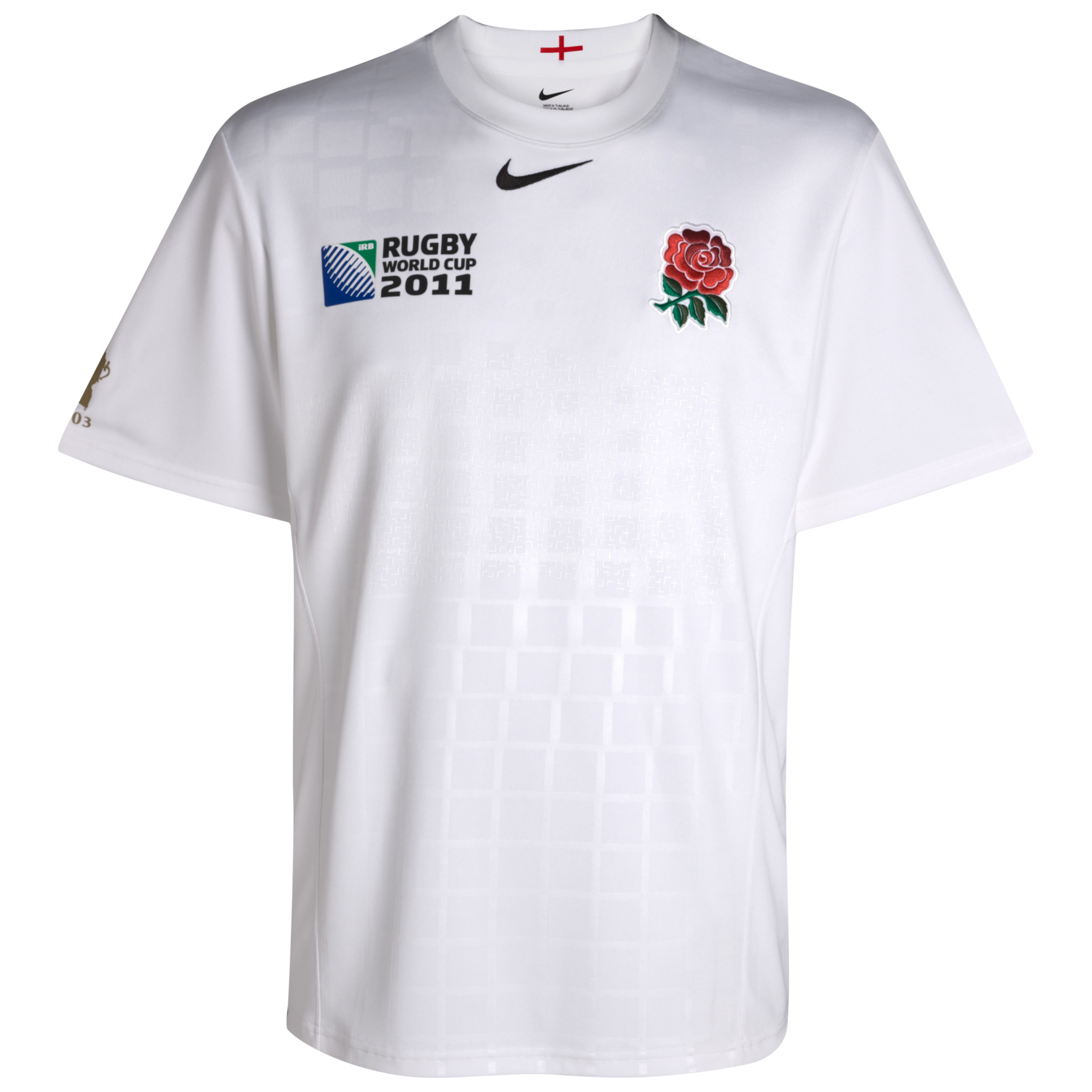 England Rugby World Cup 2011 Home Replica Shirt. for 20€
