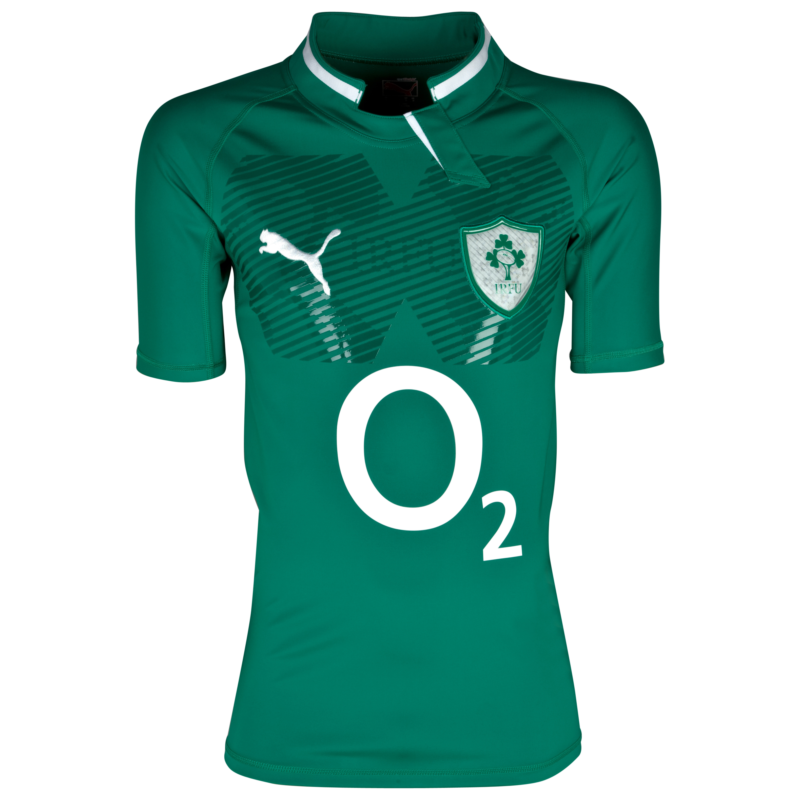 Ireland Rugby Authentic Home Shirt 2011/13
