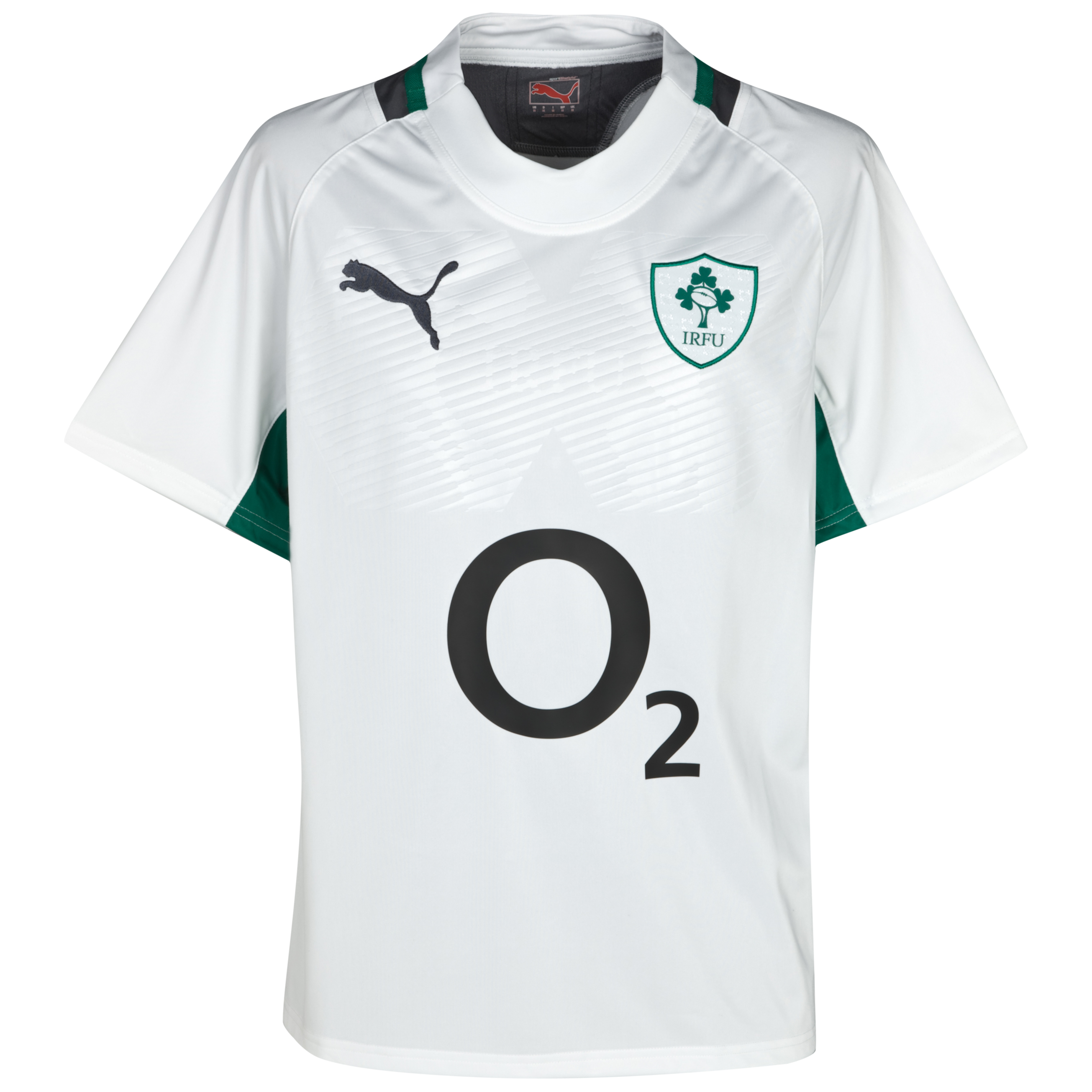 Ireland Rugby Alternative Shirt 2011/12